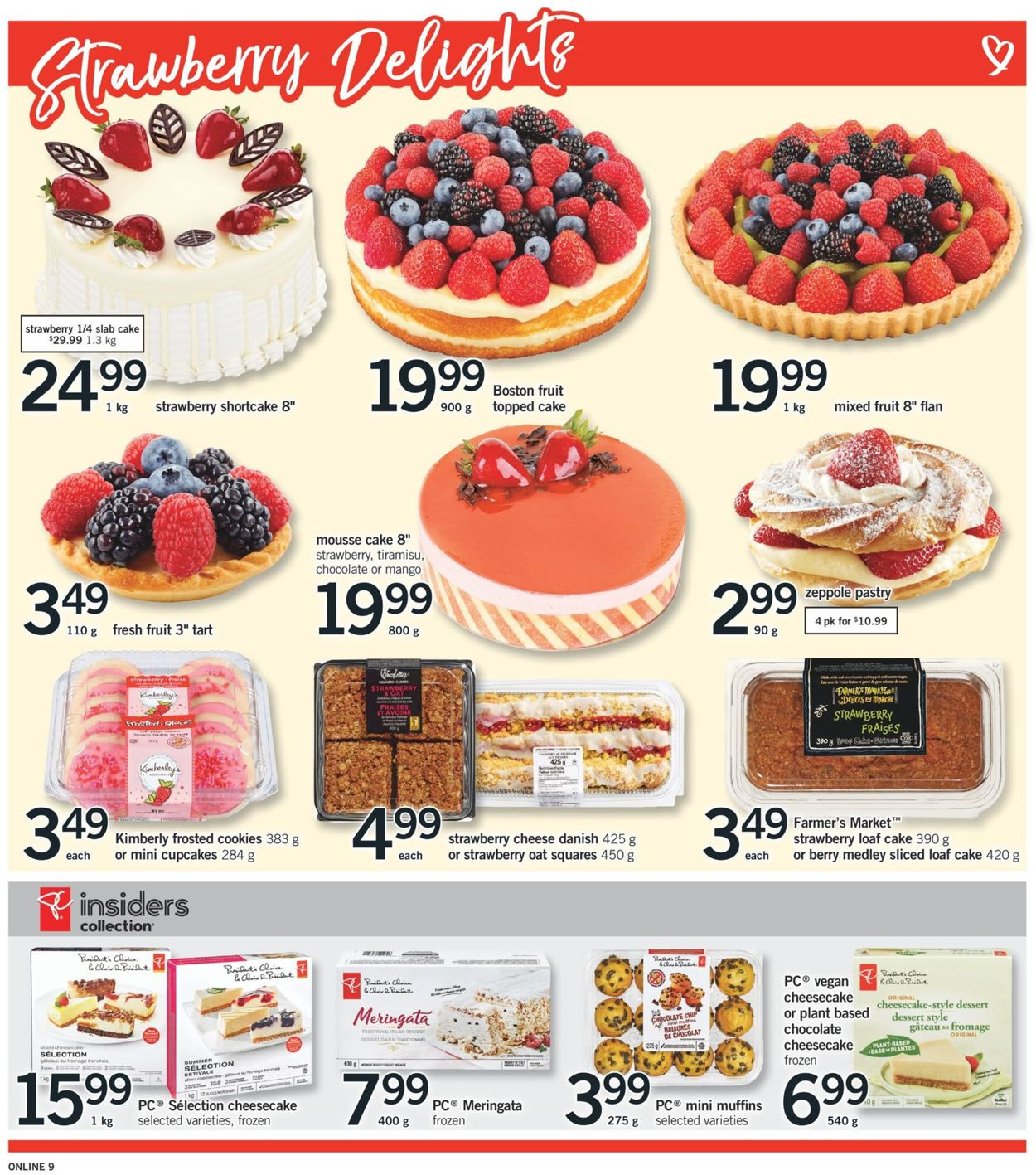 Fortinos Flyer - 05/28-06/03/2020 (Page 9)