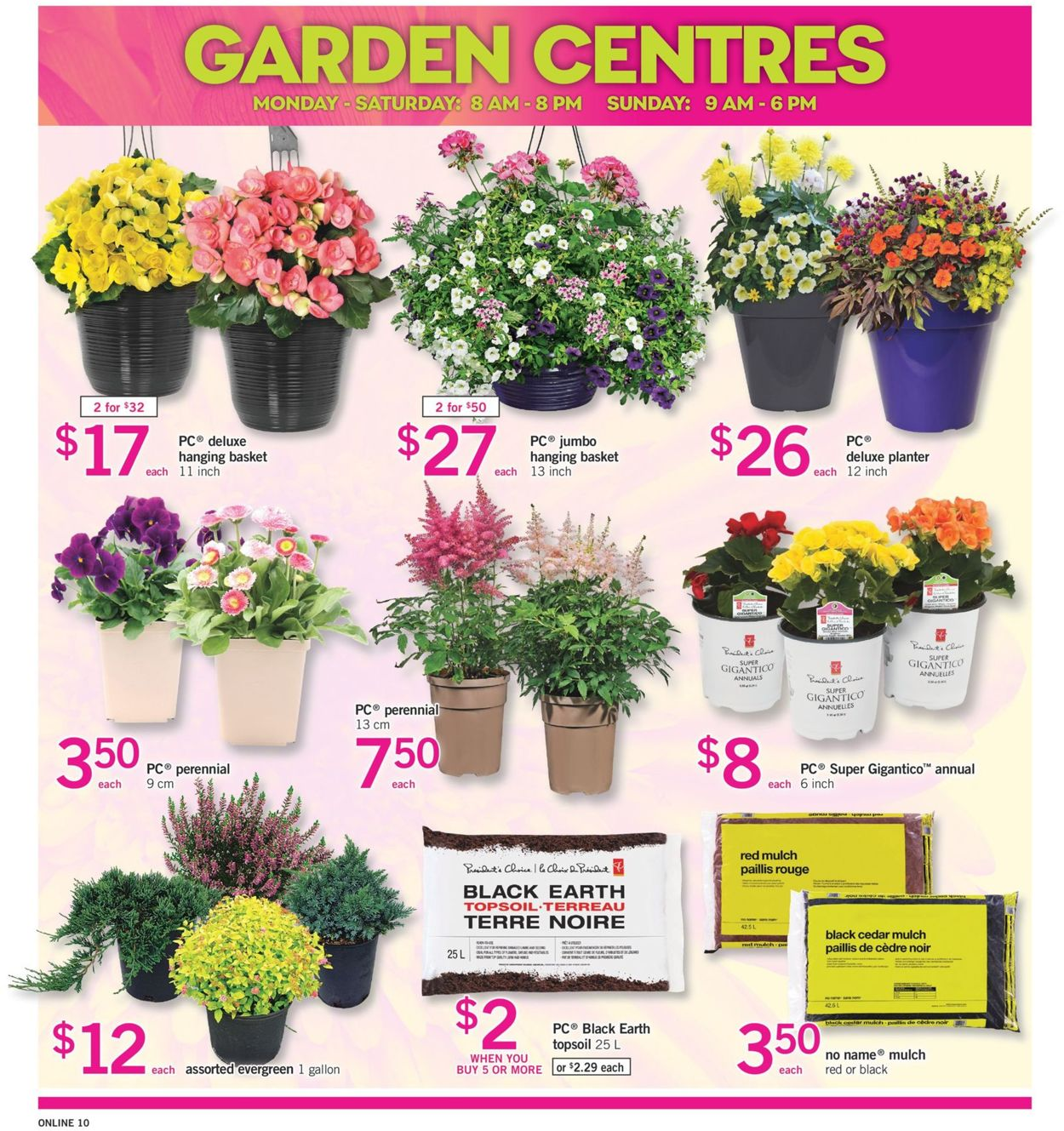 Fortinos Flyer - 05/28-06/03/2020 (Page 10)