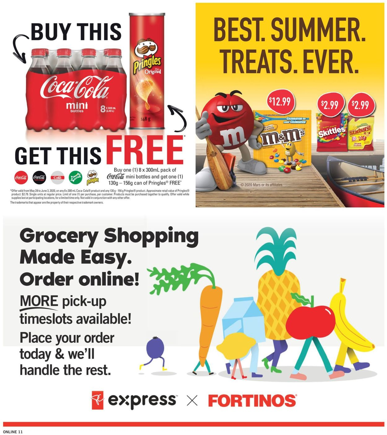 Fortinos Flyer - 05/28-06/03/2020 (Page 11)