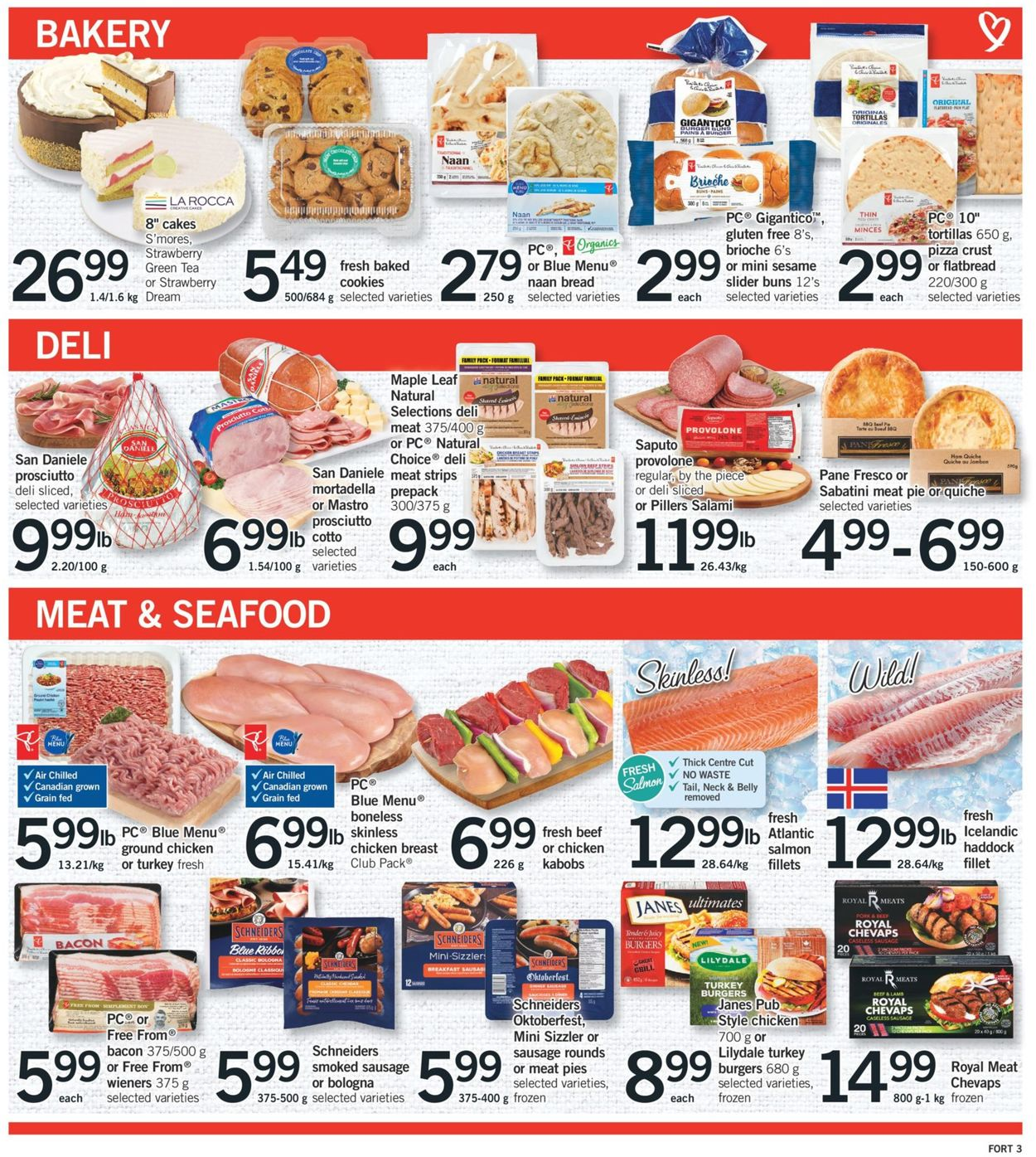 Fortinos Flyer - 06/04-06/10/2020 (Page 4)