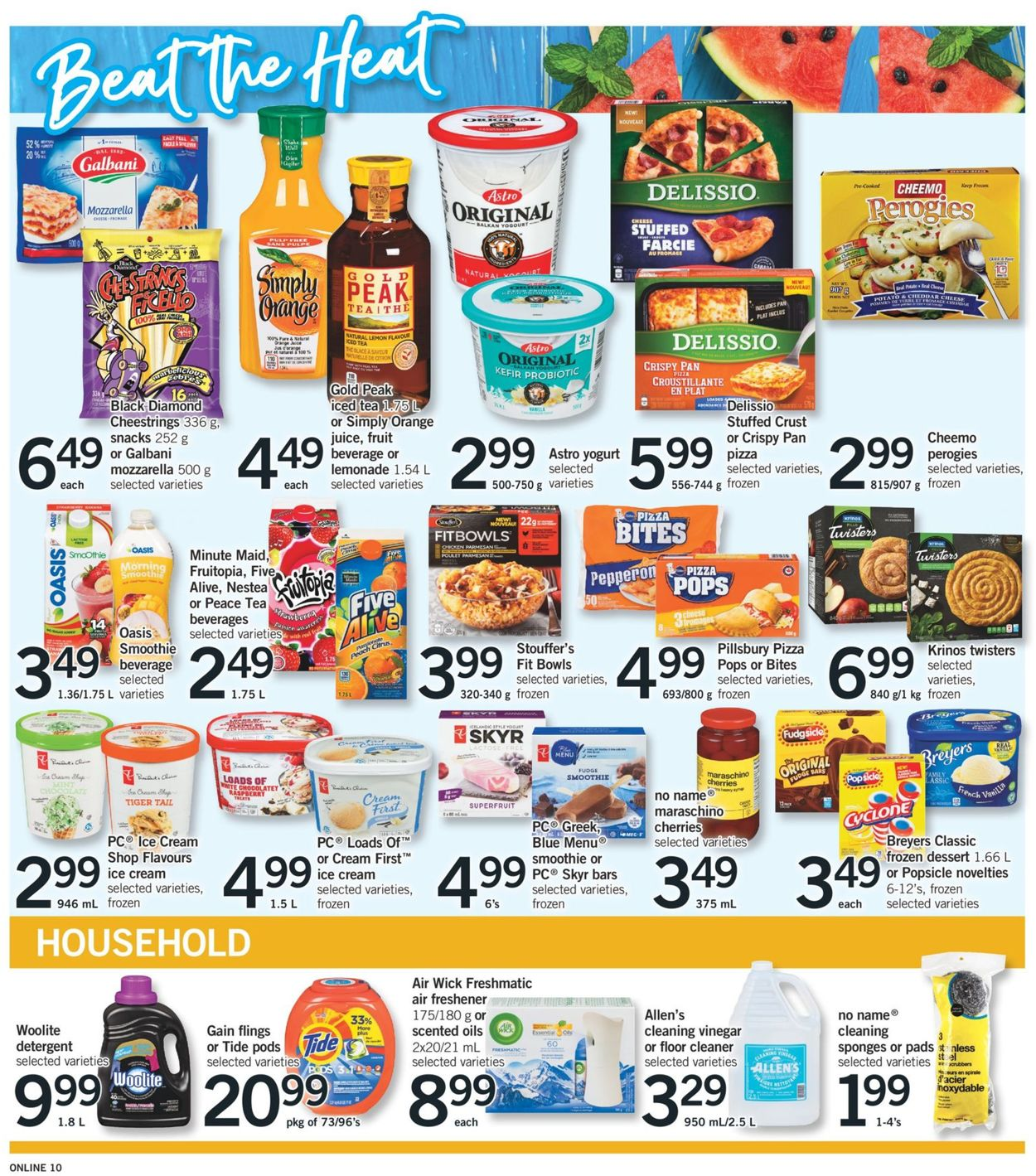 Fortinos Flyer - 06/11-06/17/2020 (Page 10)