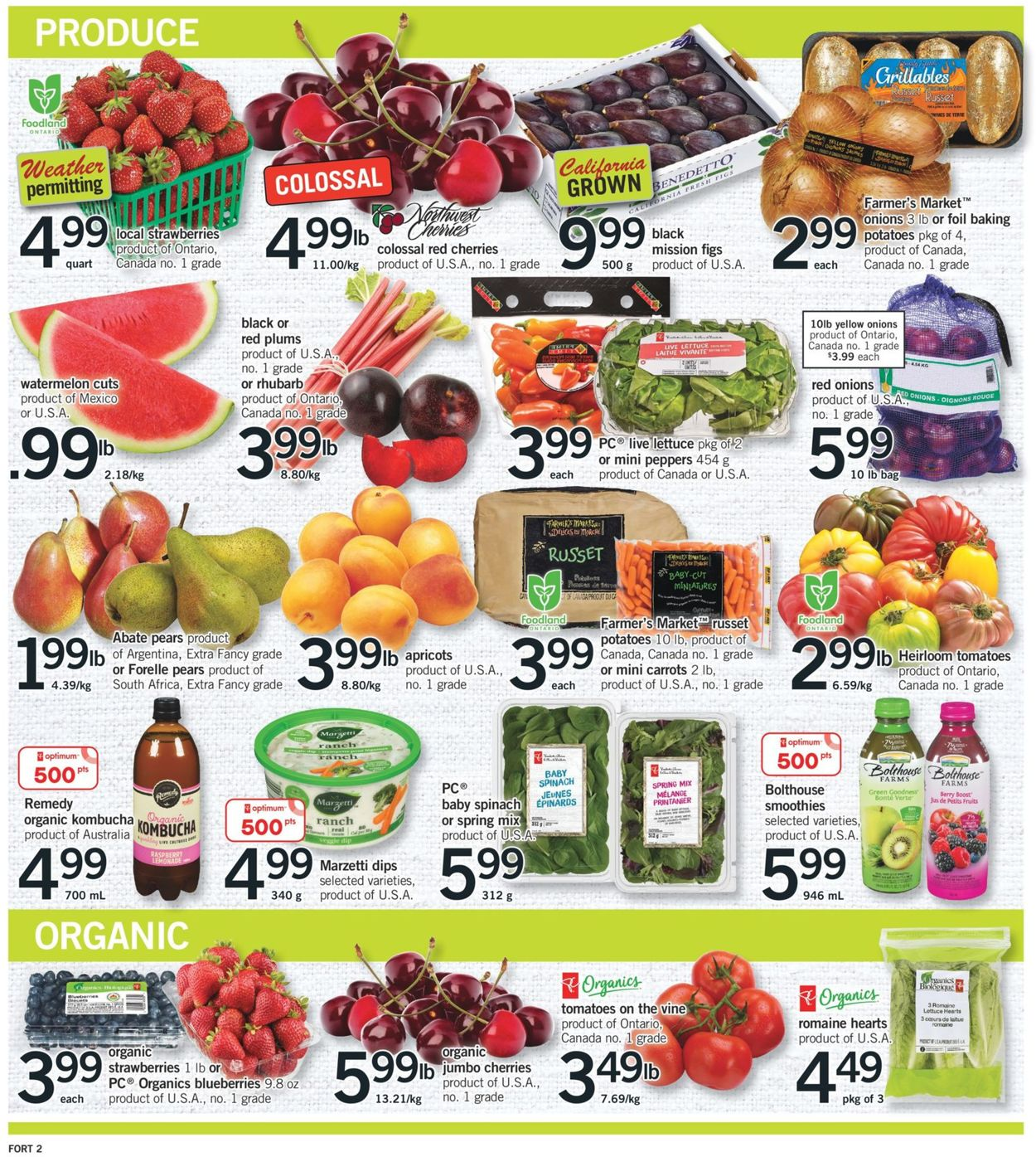 Fortinos Flyer - 06/18-06/24/2020 (Page 3)