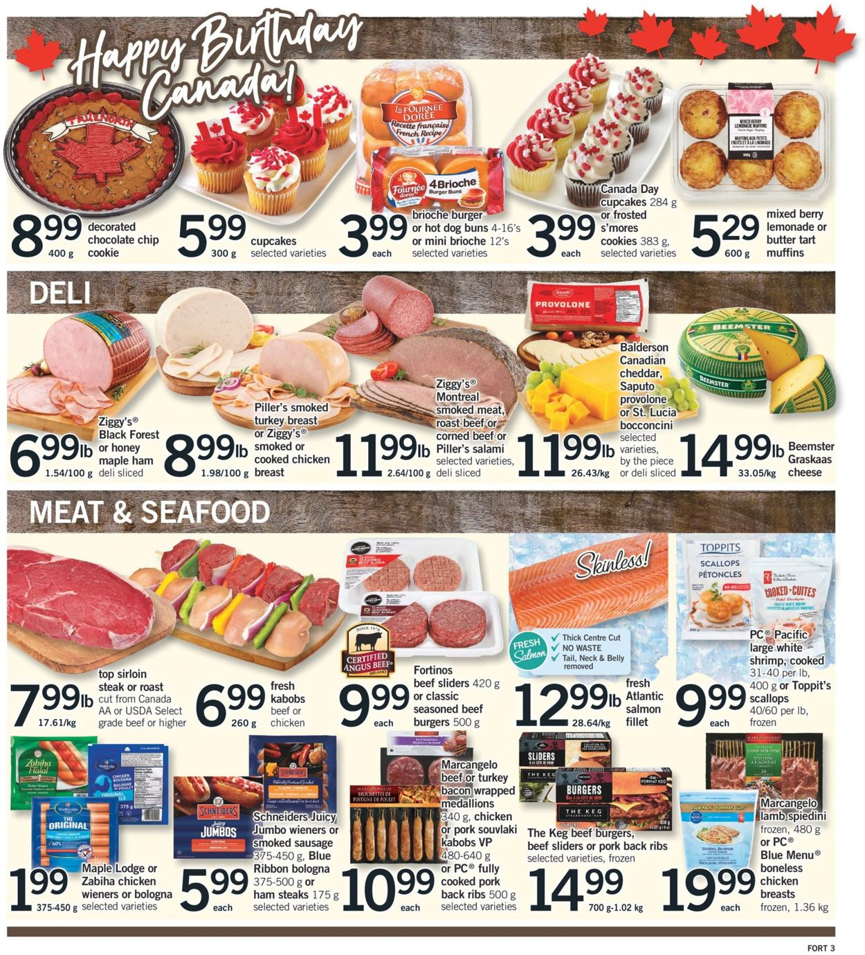Fortinos Flyer - 06/25-06/30/2020 (Page 4)