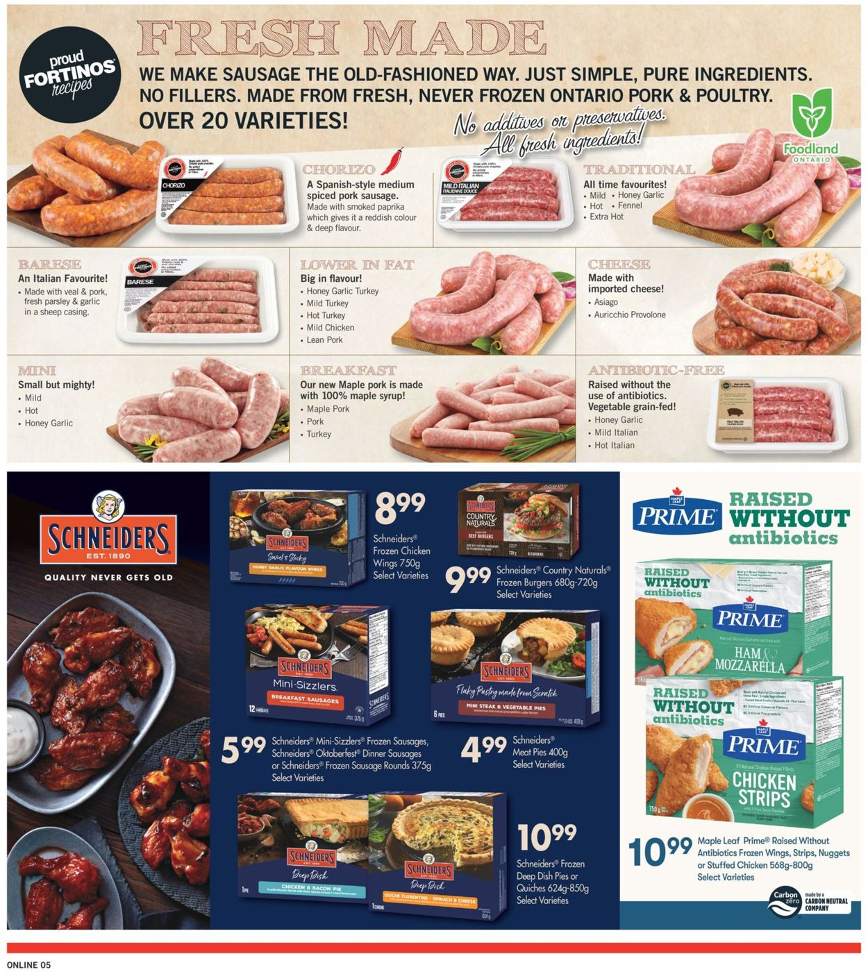 Fortinos Flyer - 07/09-07/15/2020 (Page 5)