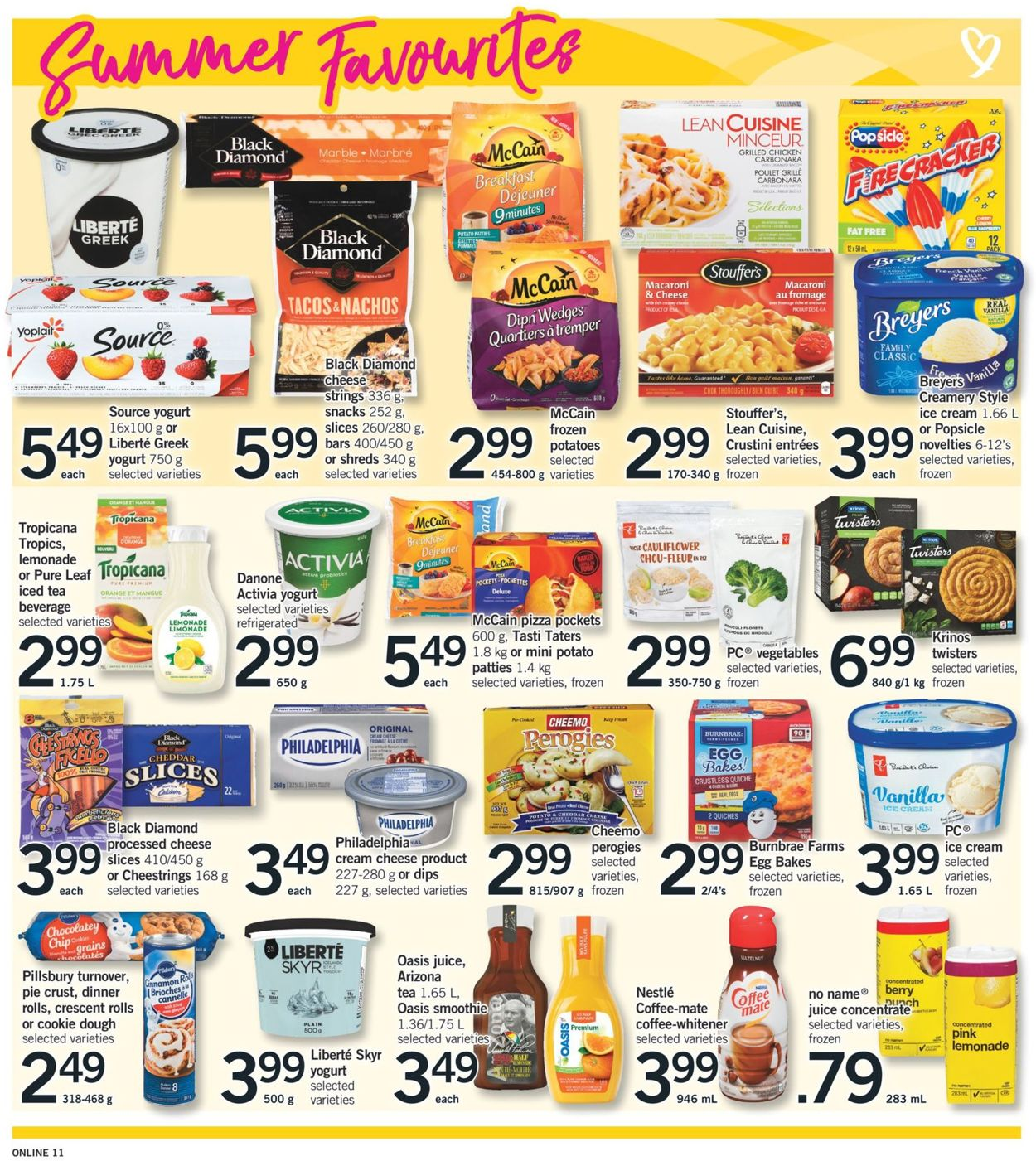 Fortinos Flyer - 07/16-07/22/2020 (Page 11)