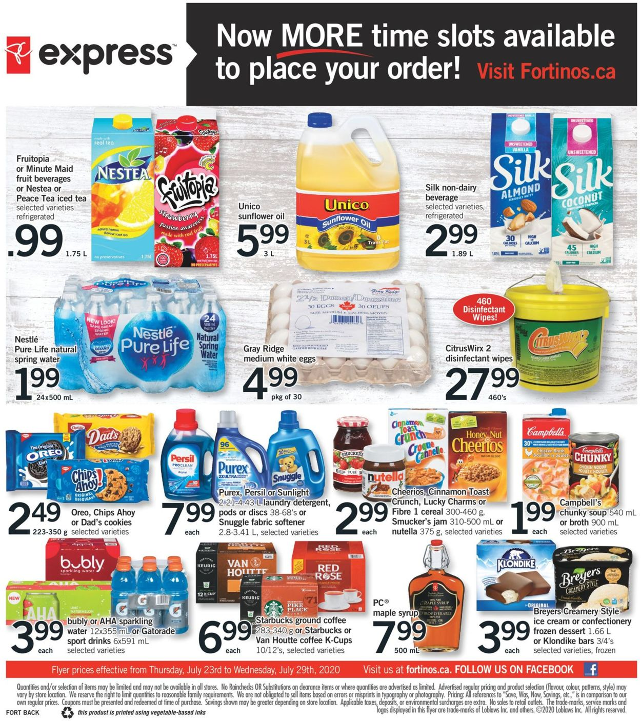 Fortinos Flyer - 07/23-07/29/2020 (Page 2)