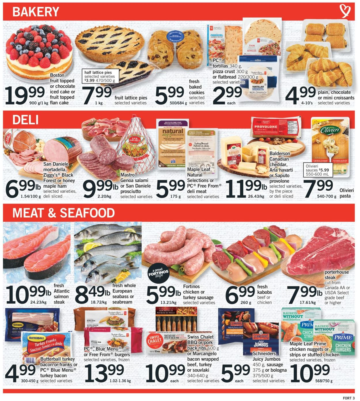 Fortinos Flyer - 07/23-07/29/2020 (Page 5)