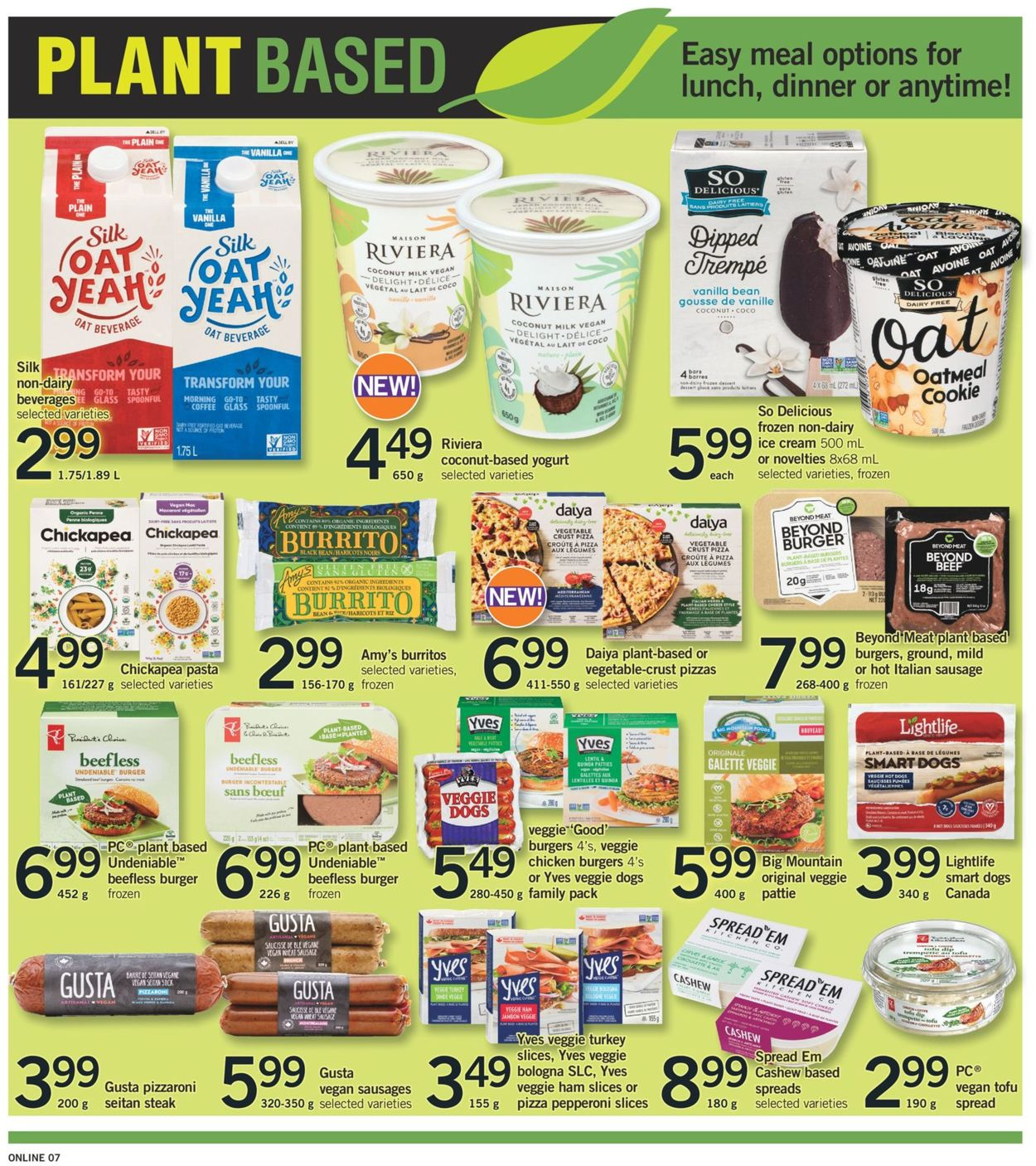 Fortinos Flyer - 07/23-07/29/2020 (Page 7)