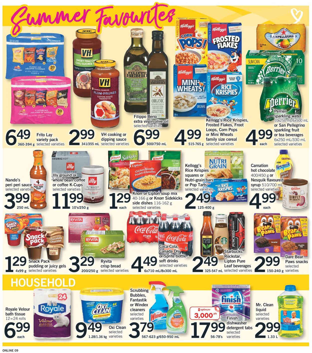 Fortinos Flyer - 07/23-07/29/2020 (Page 9)