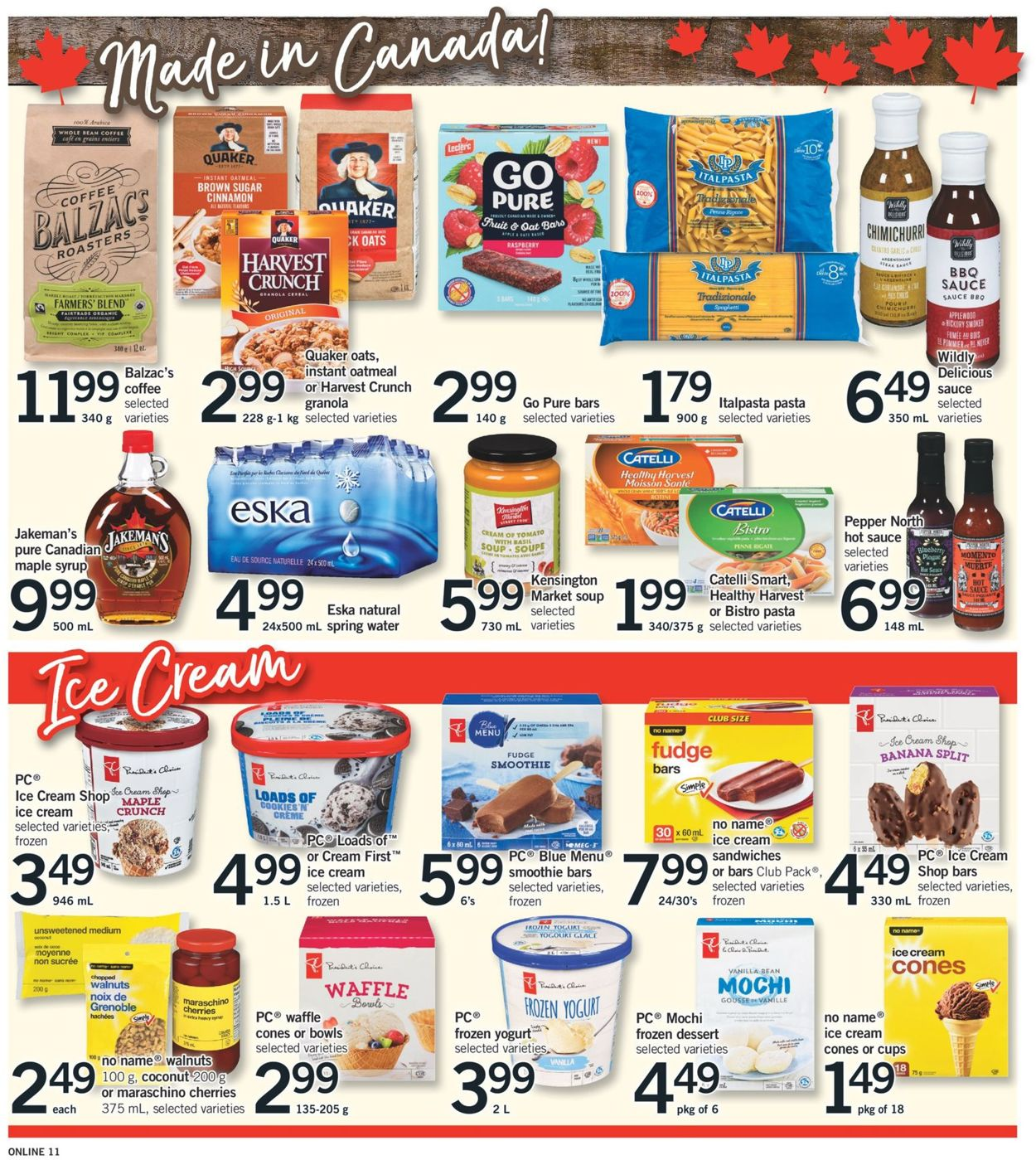 Fortinos Flyer - 07/23-07/29/2020 (Page 11)