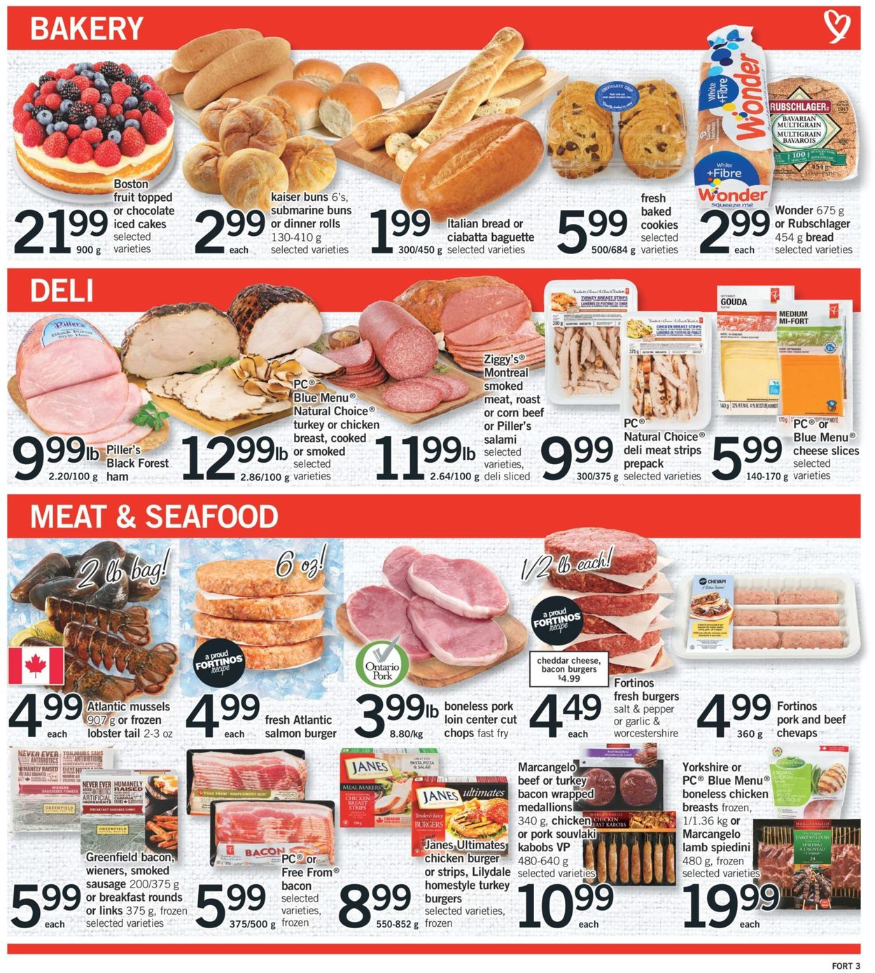 Fortinos Flyer - 07/30-08/05/2020 (Page 5)