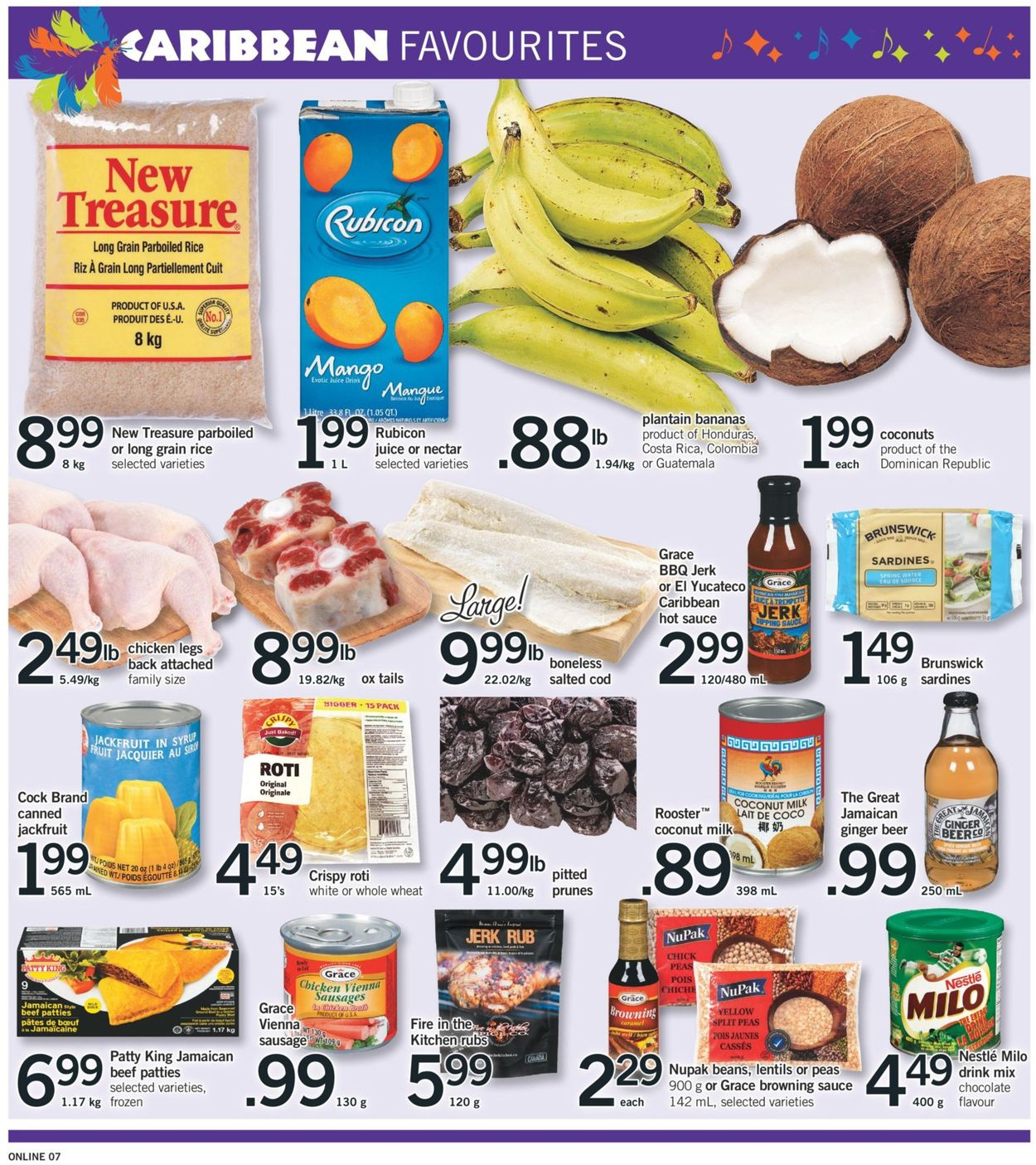 Fortinos Flyer - 07/30-08/05/2020 (Page 7)