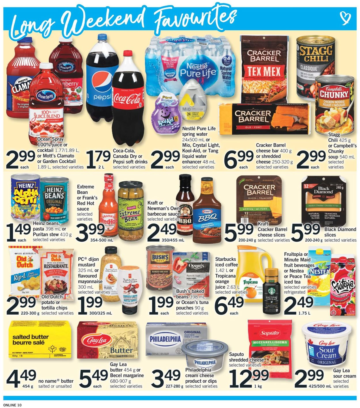 Fortinos Flyer - 07/30-08/05/2020 (Page 10)