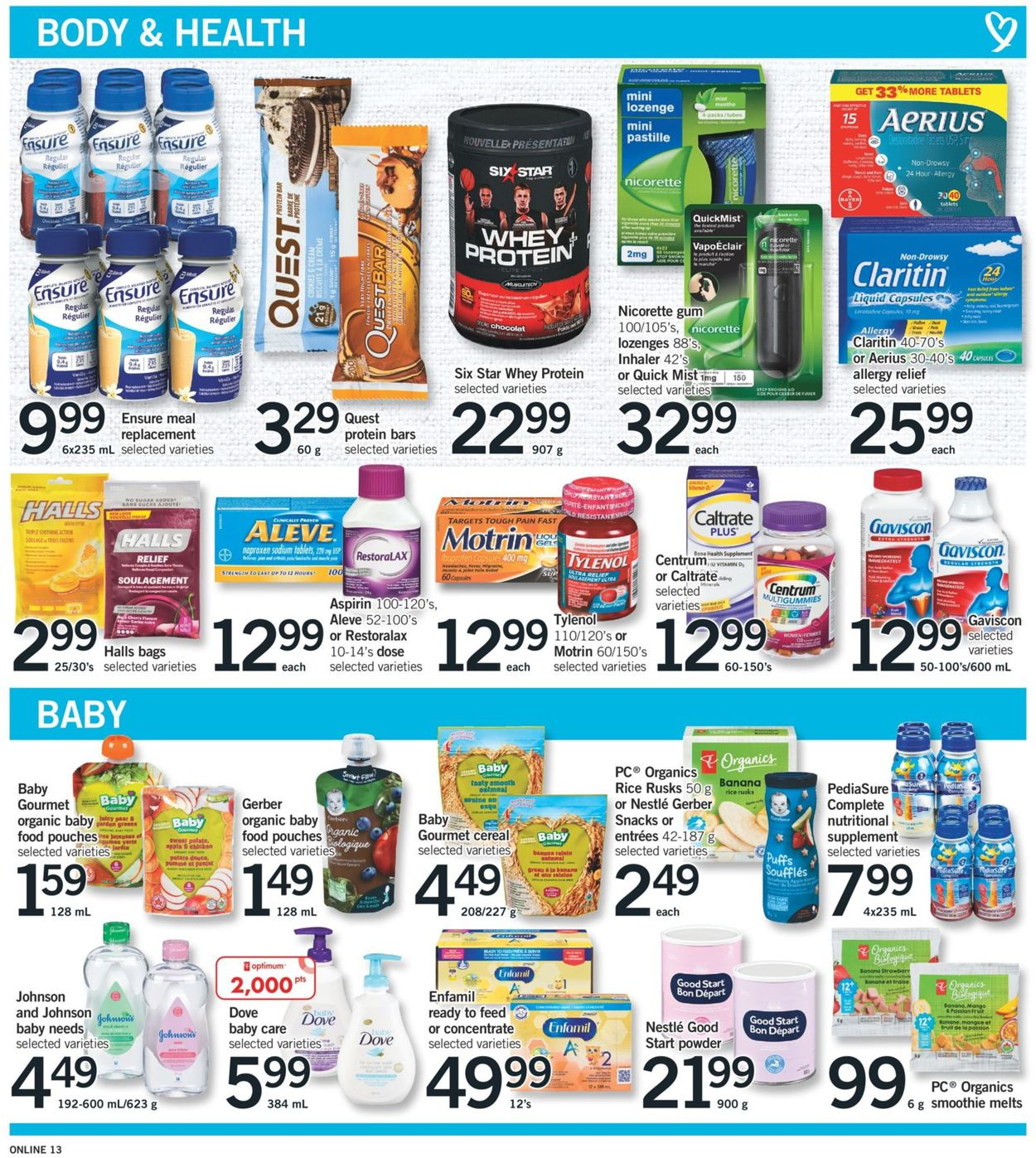 Fortinos Flyer - 07/30-08/05/2020 (Page 13)