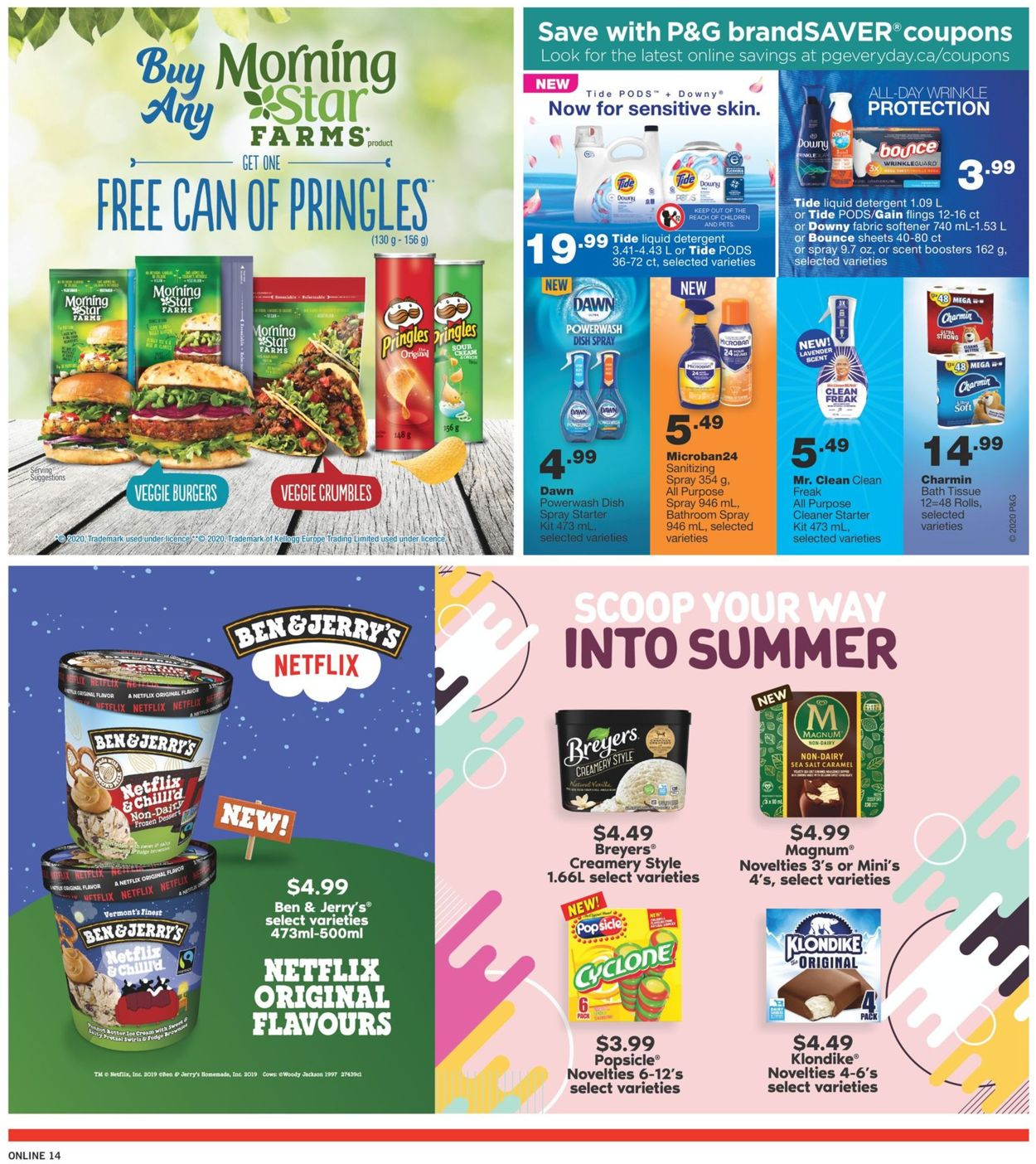 Fortinos Flyer - 07/30-08/05/2020 (Page 14)