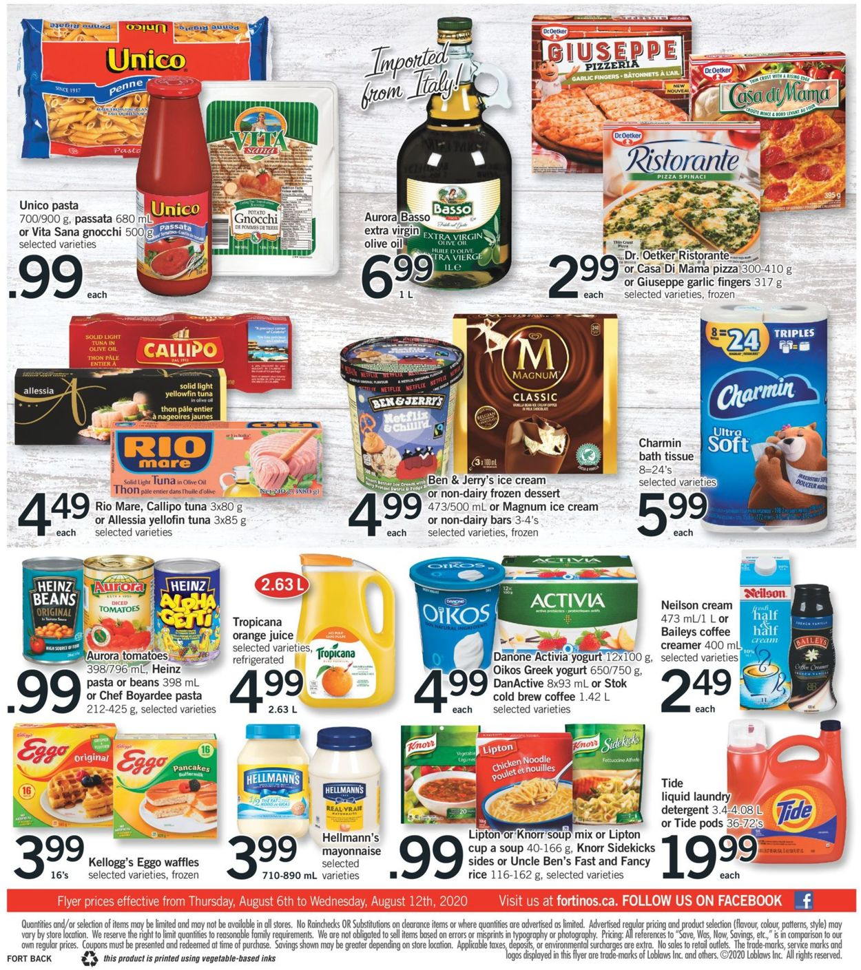 Fortinos Flyer - 08/06-08/12/2020 (Page 2)