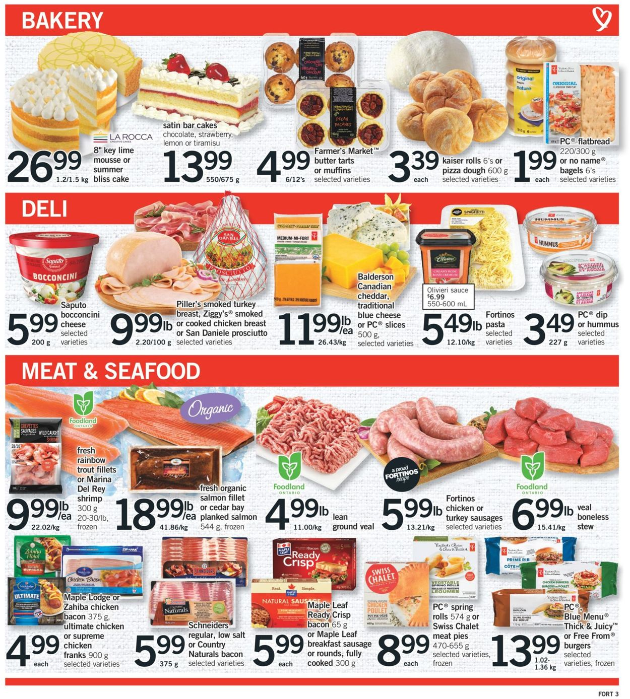 Fortinos Flyer - 08/06-08/12/2020 (Page 5)