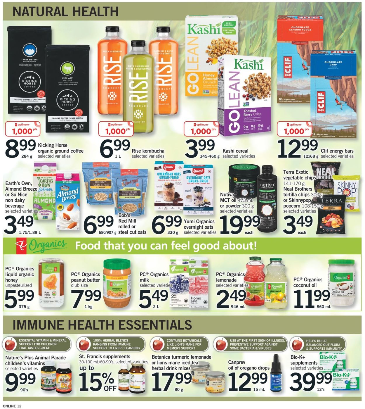 Fortinos Flyer - 08/06-08/12/2020 (Page 12)
