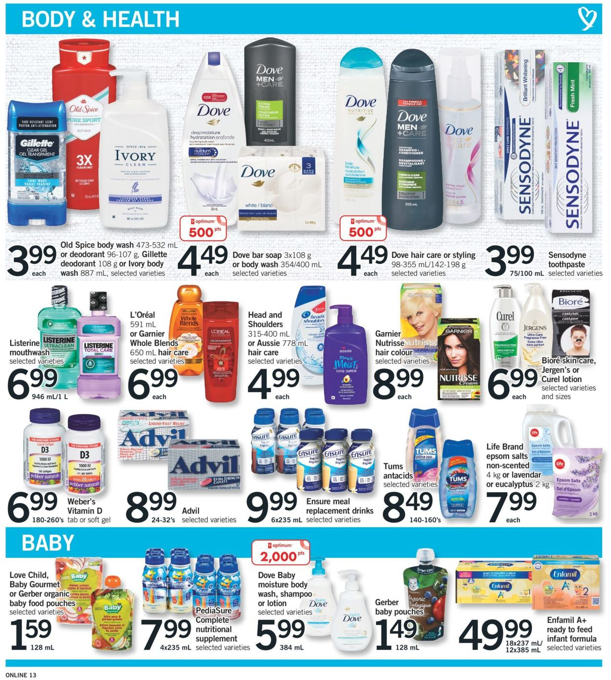 Fortinos Flyer - 08/06-08/12/2020 (Page 13)