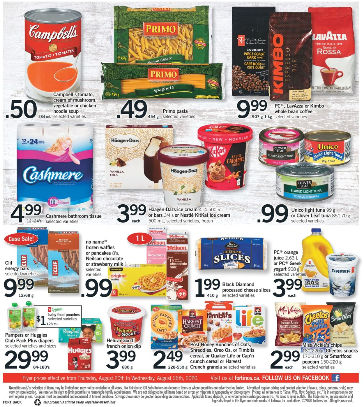 Fortinos Flyer - 08/20-08/26/2020 (Page 2)