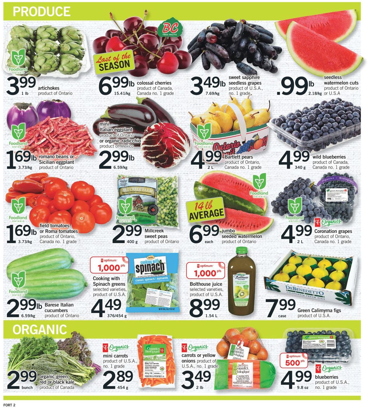 Fortinos Flyer - 08/20-08/26/2020 (Page 3)
