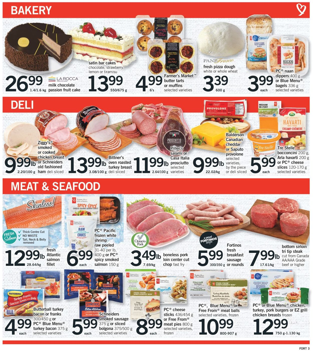Fortinos Flyer - 08/20-08/26/2020 (Page 4)