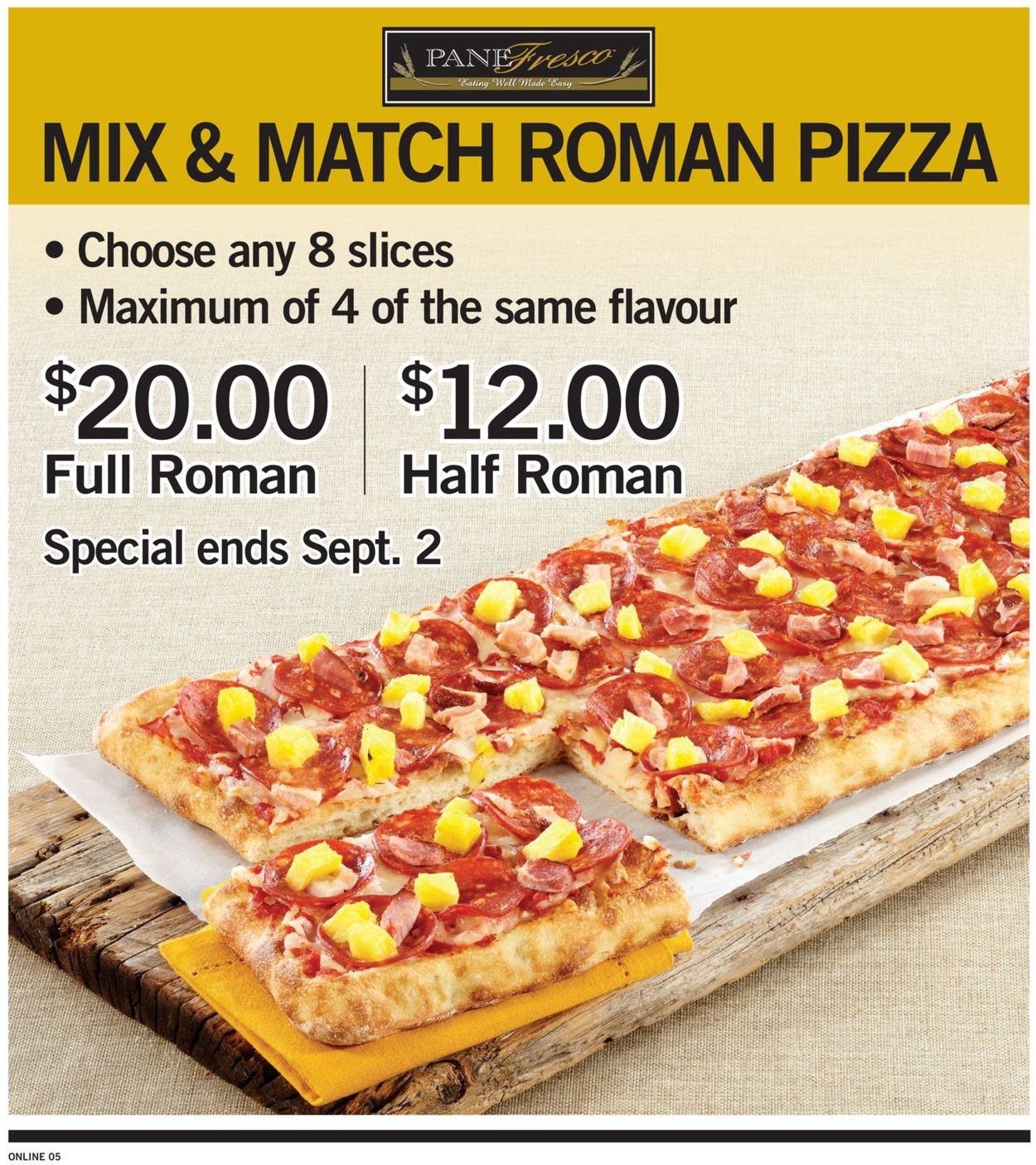 Fortinos Flyer - 08/20-08/26/2020 (Page 5)