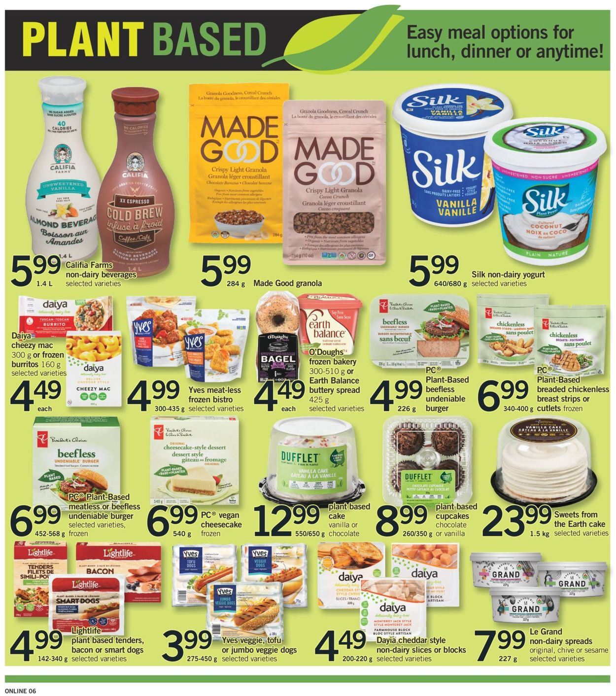 Fortinos Flyer - 08/20-08/26/2020 (Page 6)