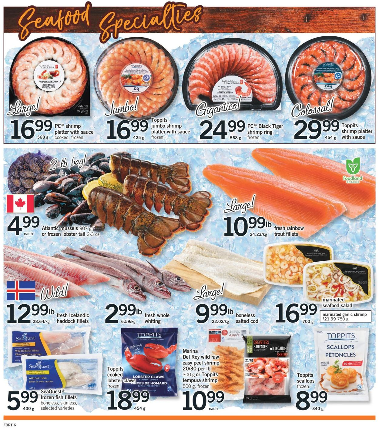 Fortinos Flyer - 10/08-10/14/2020 (Page 11)