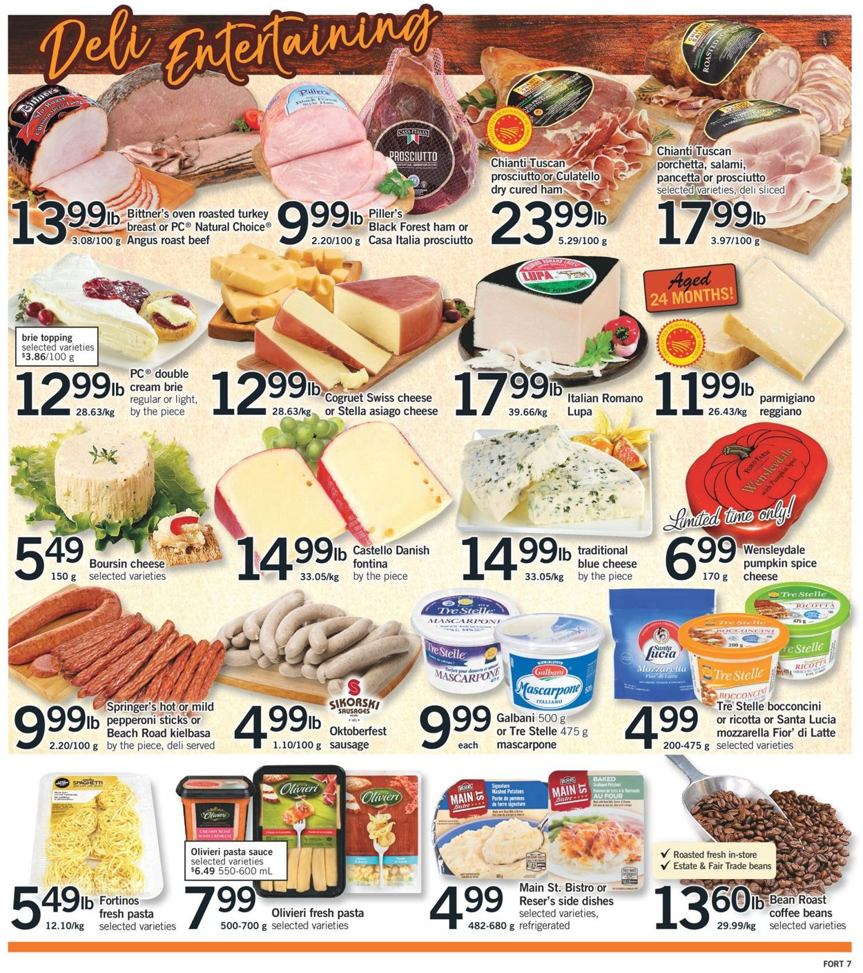 Fortinos Flyer - 10/08-10/14/2020 (Page 12)