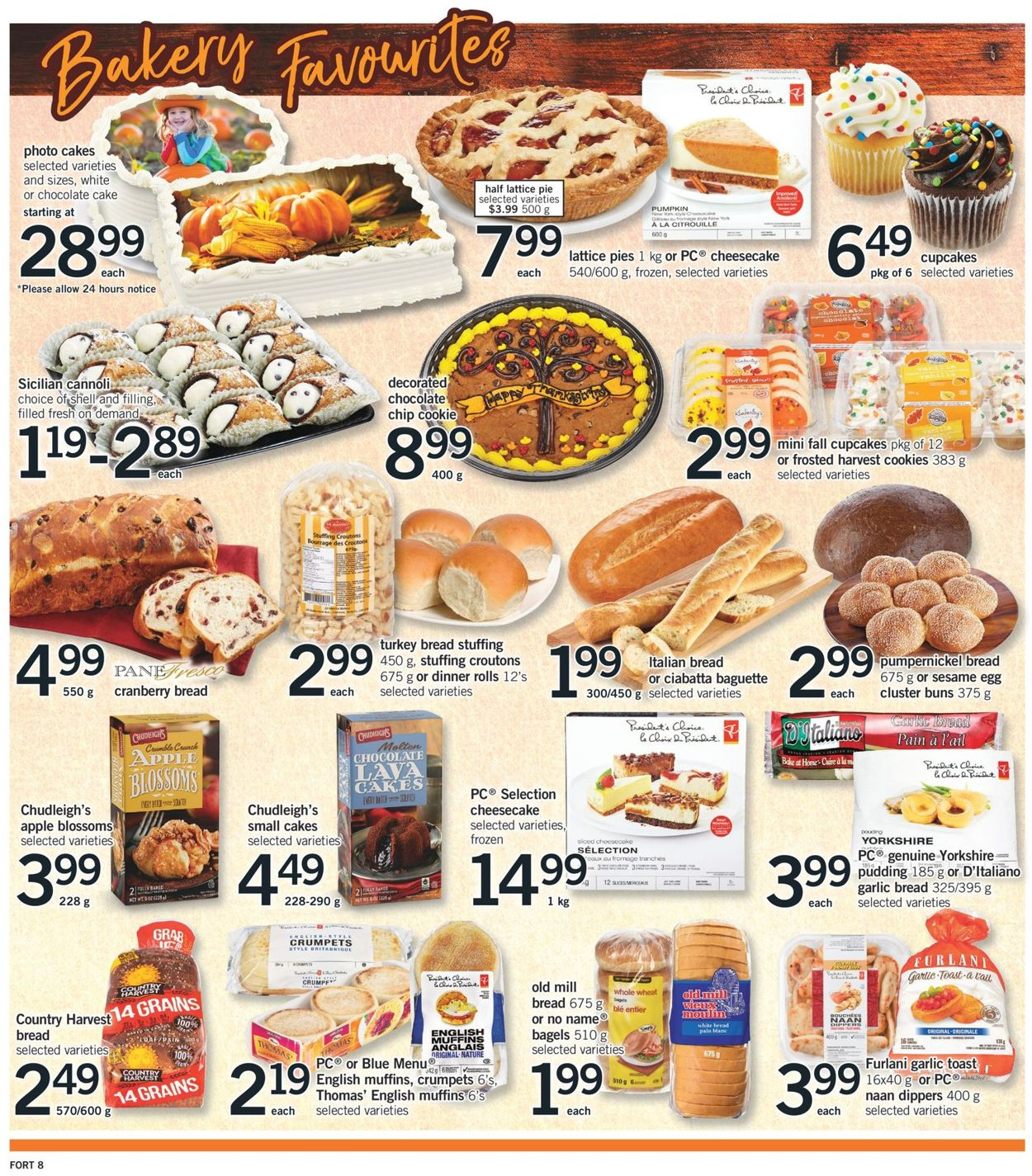 Fortinos Flyer - 10/08-10/14/2020 (Page 13)