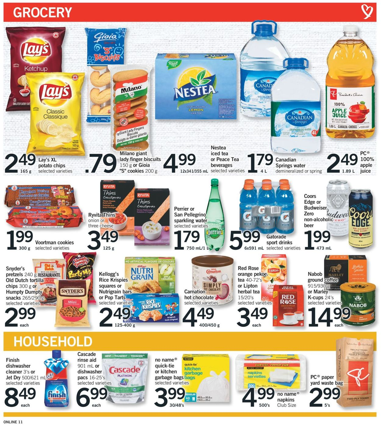Fortinos Flyer - 10/29-11/04/2020 (Page 16)