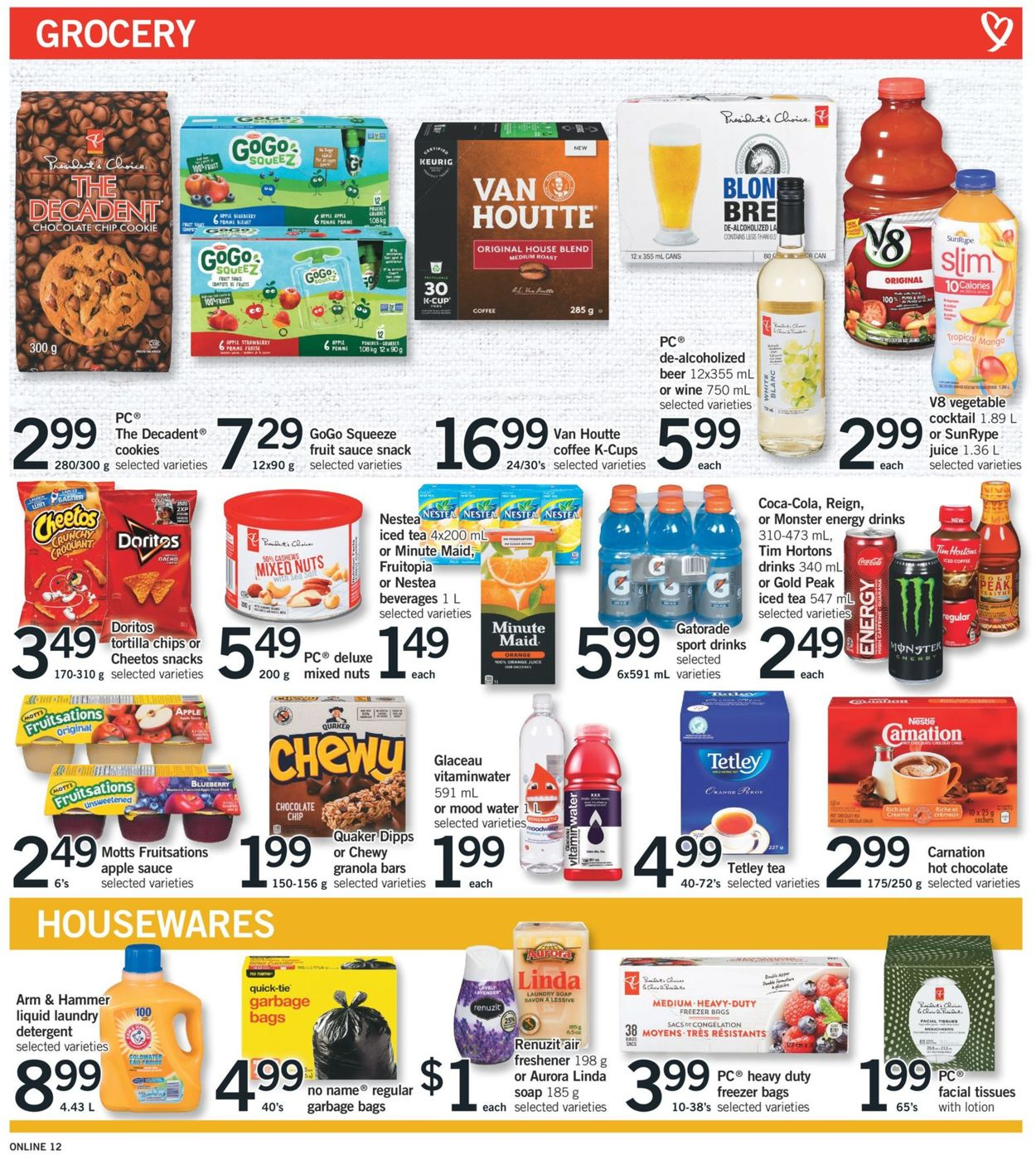 Fortinos Flyer - 11/05-11/11/2020 (Page 13)