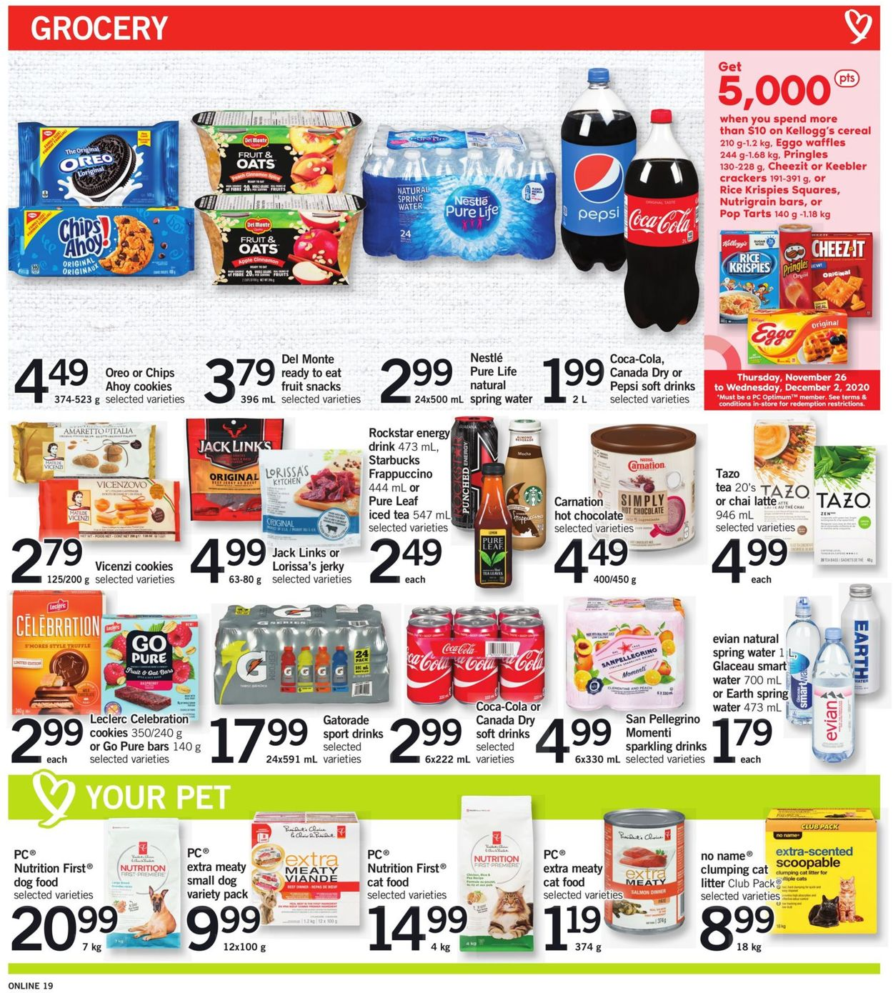 Fortinos - Black Friday 2020 Flyer - 11/26-12/02/2020 (Page 20)
