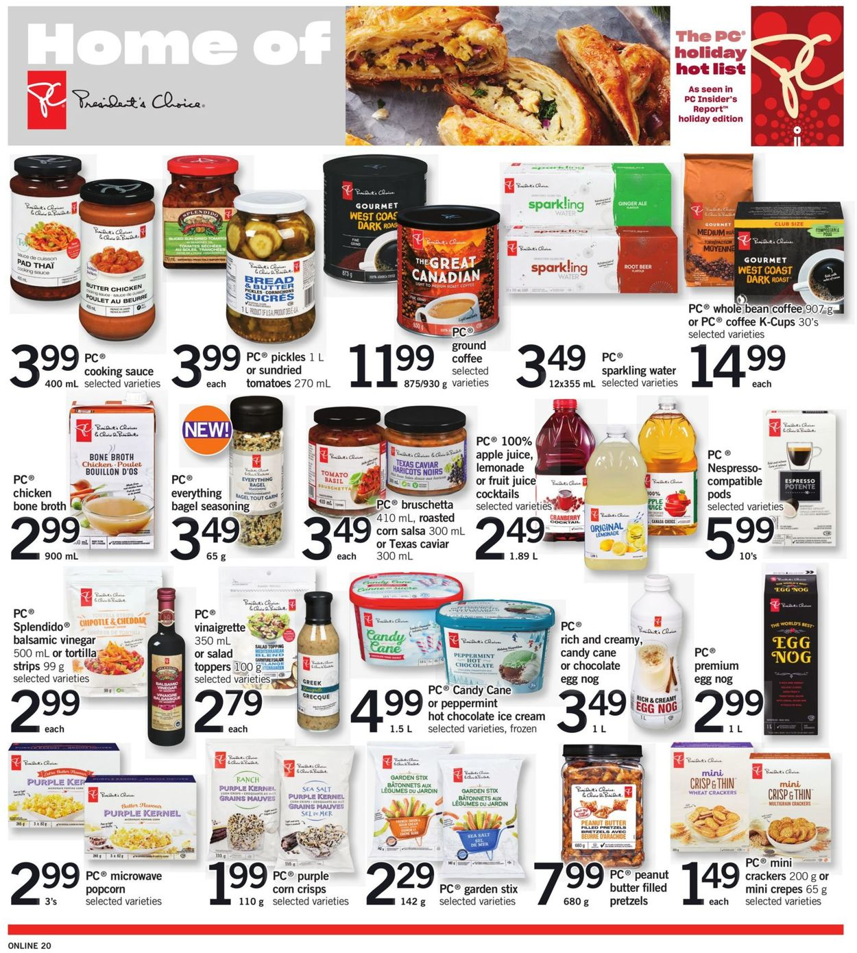 Fortinos - Black Friday 2020 Flyer - 11/26-12/02/2020 (Page 21)