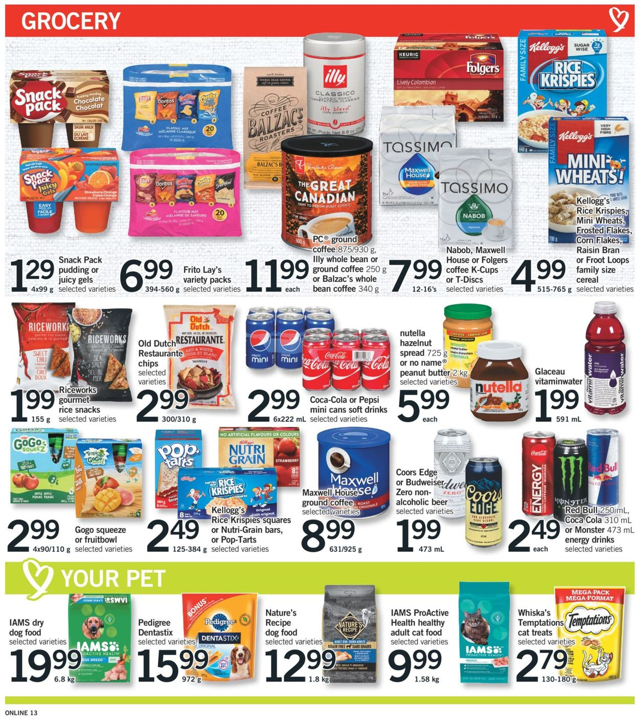 Fortinos Flyer - 01/28-02/03/2021 (Page 14)
