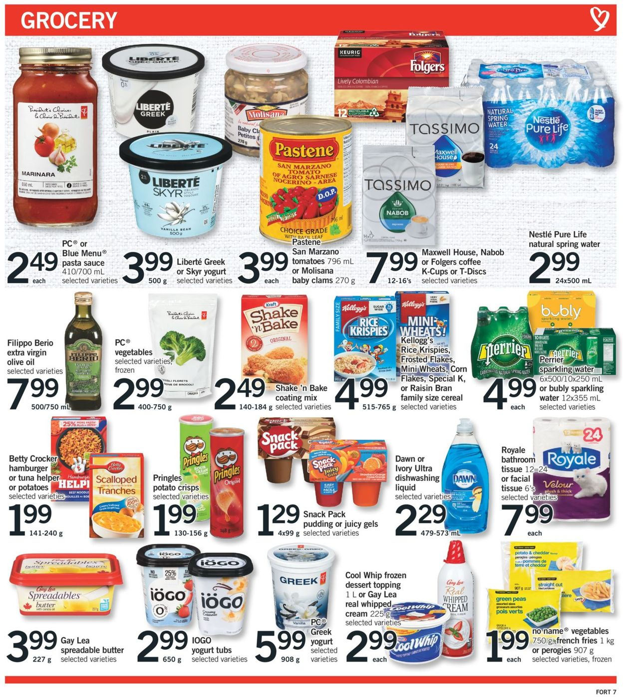 Fortinos Flyer - 02/11-02/17/2021 (Page 10)