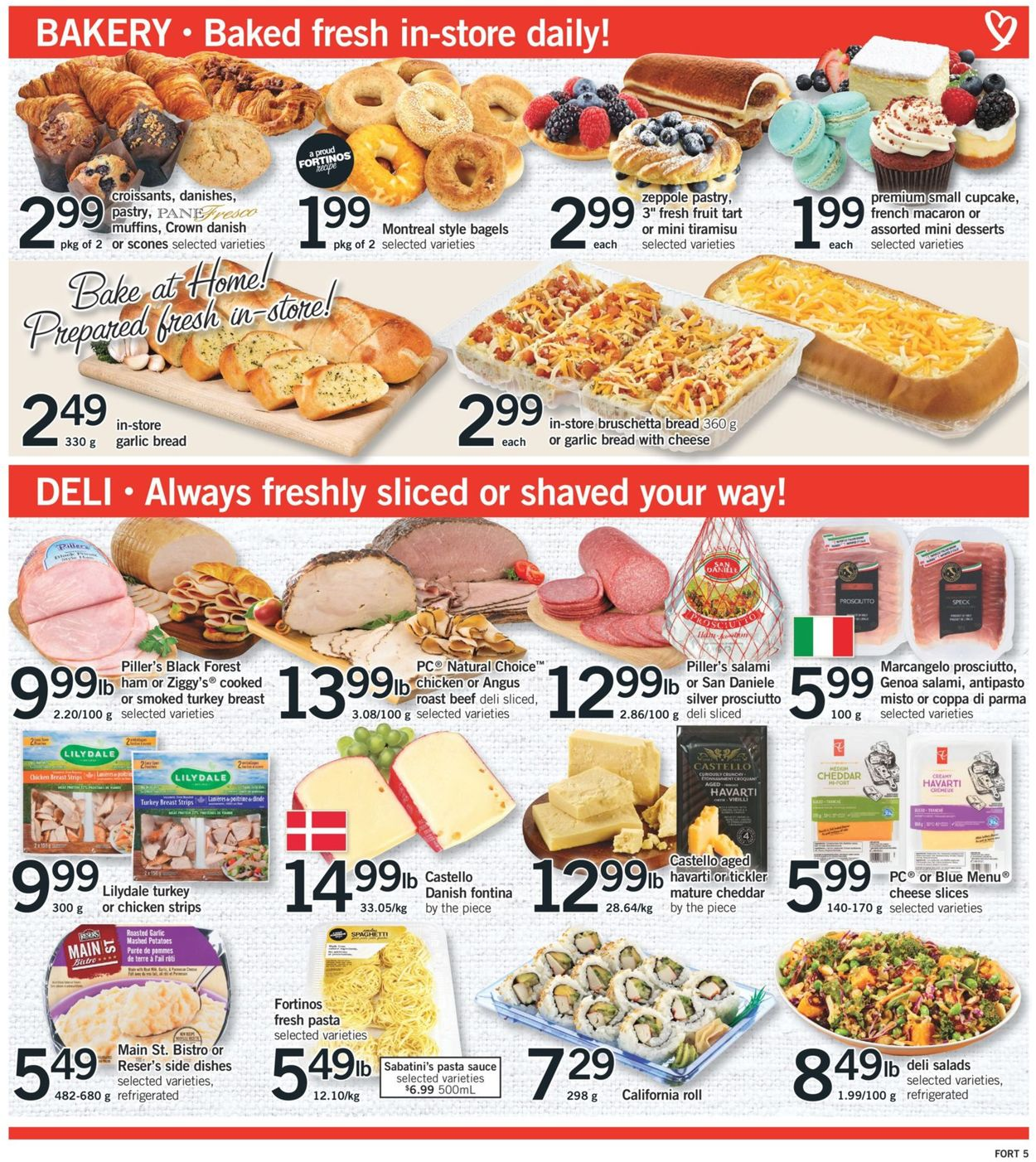 Fortinos Flyer - 02/25-03/03/2021 (Page 7)