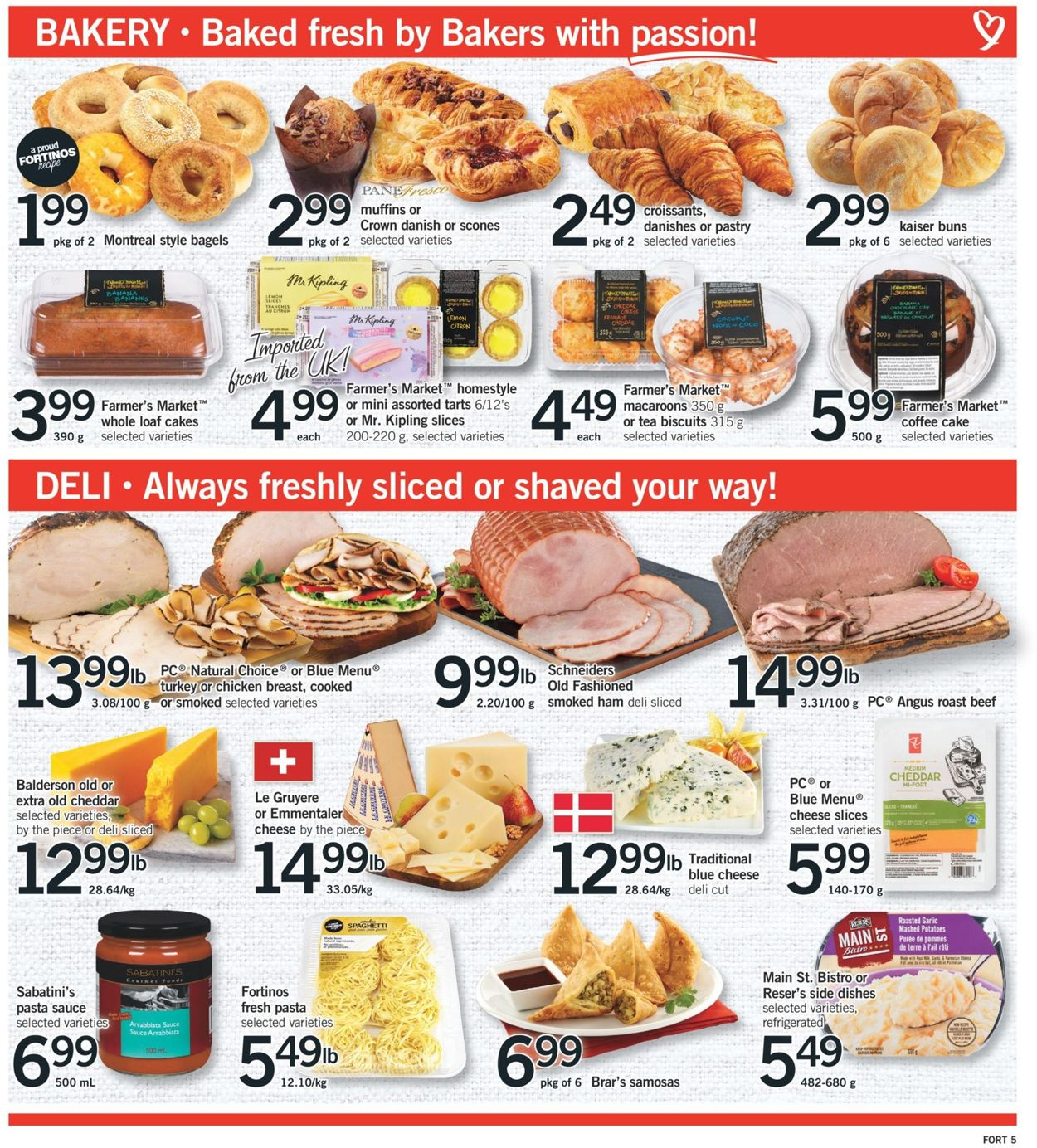 Fortinos Flyer - 03/11-03/17/2021 (Page 7)
