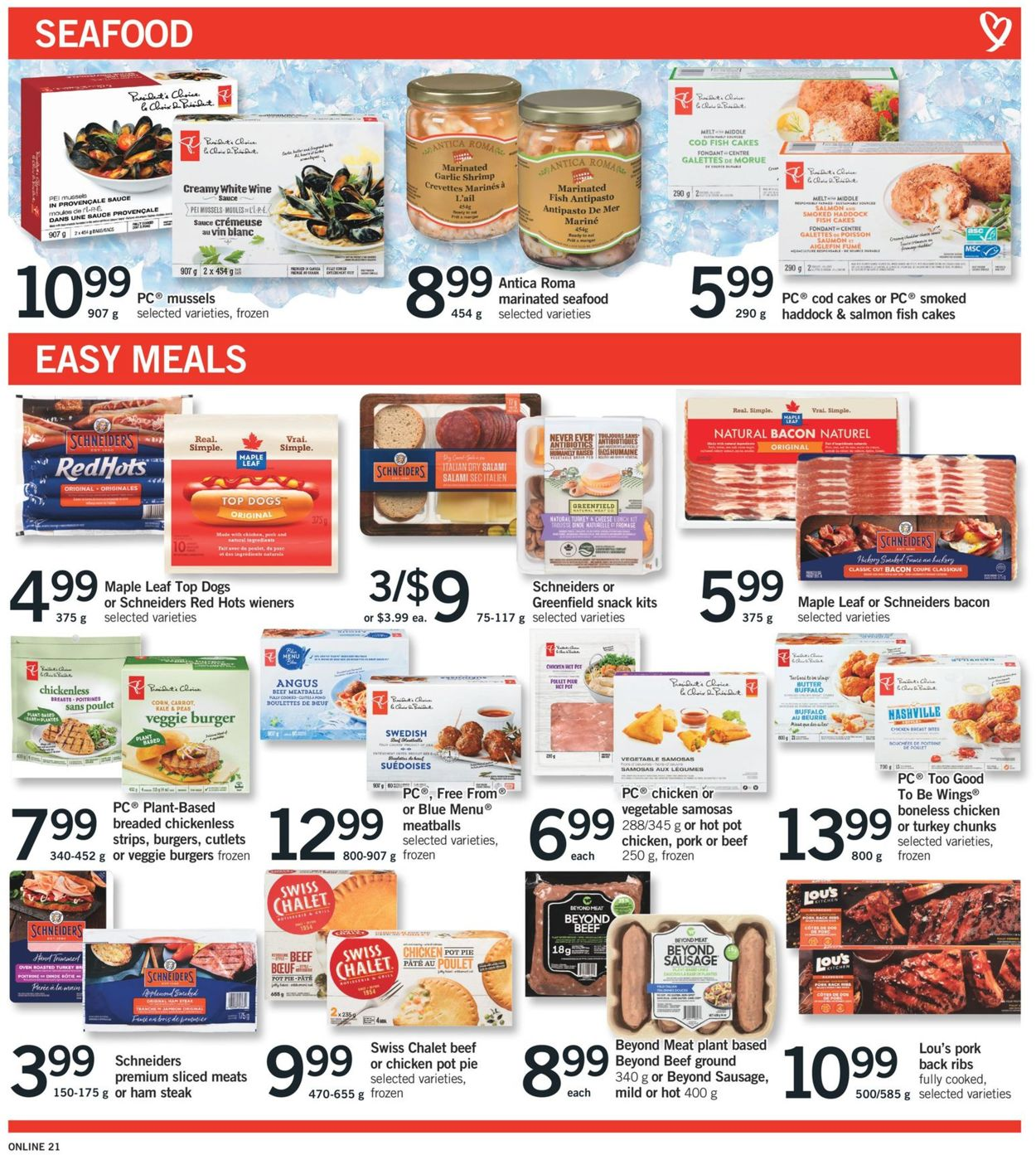 Fortinos Flyer - 03/18-03/24/2021 (Page 7)