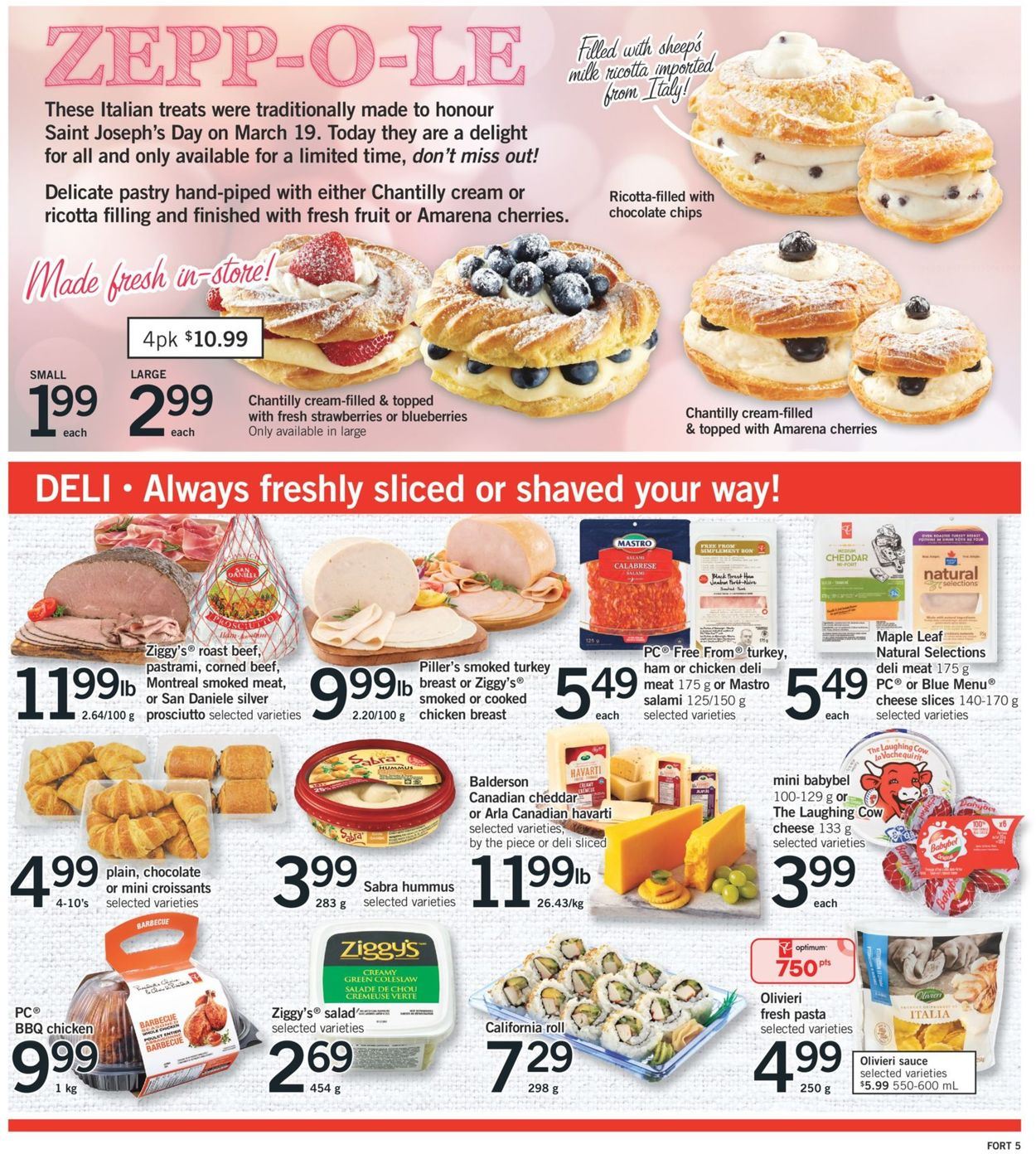 Fortinos Flyer - 03/18-03/24/2021 (Page 8)