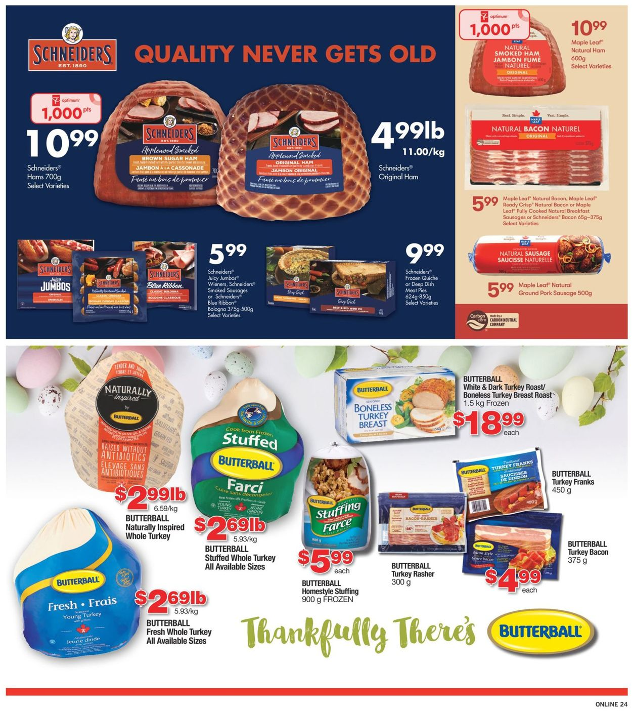 Fortinos Flyer - 04/01-04/03/2021 (Page 27)