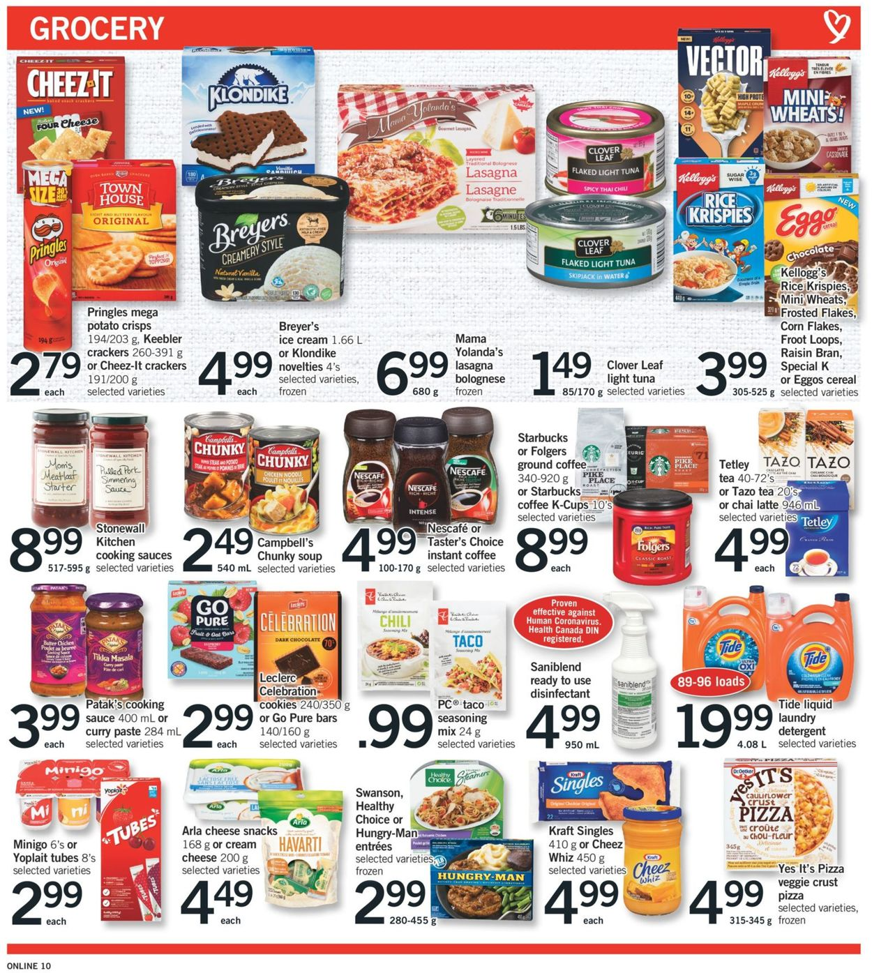 Fortinos Flyer - 04/08-04/14/2021 (Page 11)
