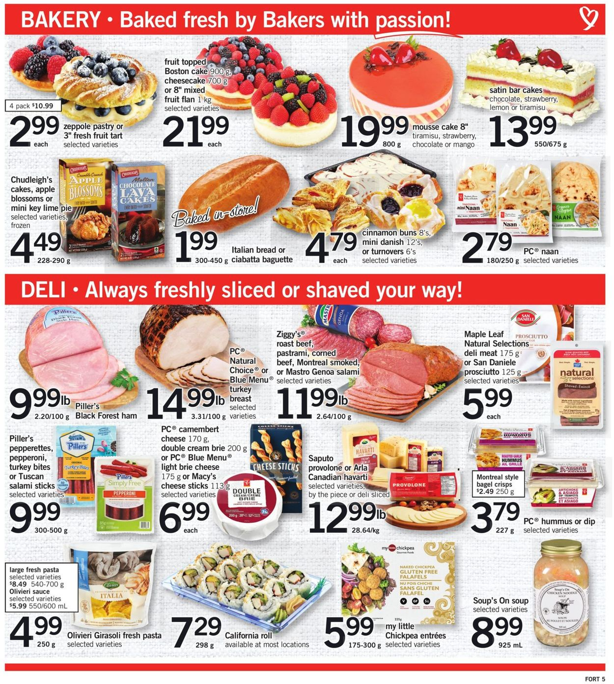 Fortinos Flyer - 04/15-04/21/2021 (Page 7)