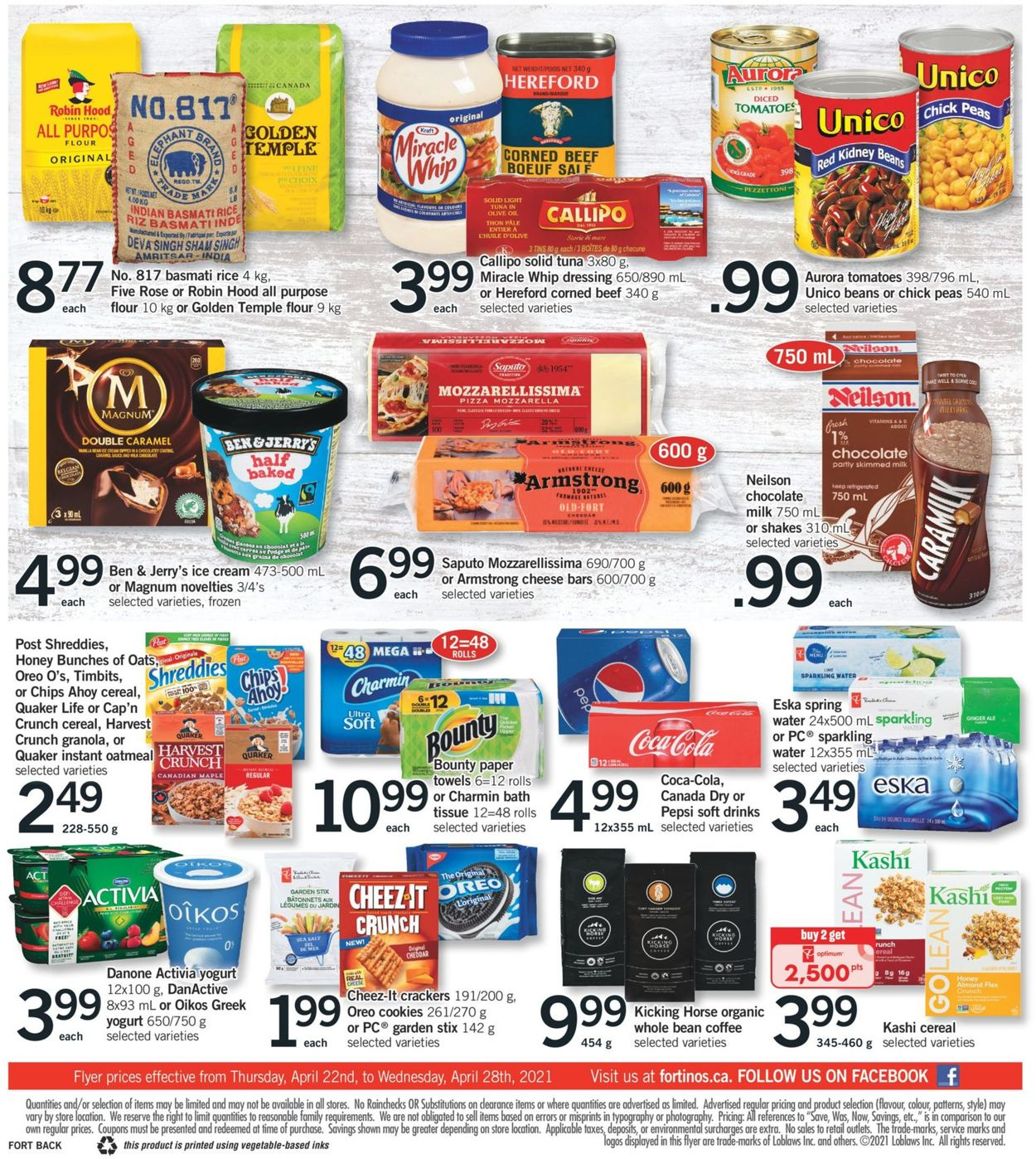 Fortinos Flyer - 04/22-04/28/2021 (Page 2)