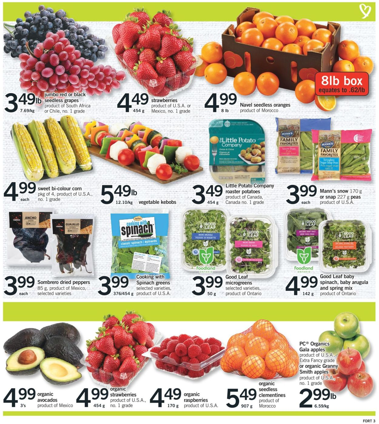 Fortinos Flyer - 04/22-04/28/2021 (Page 4)