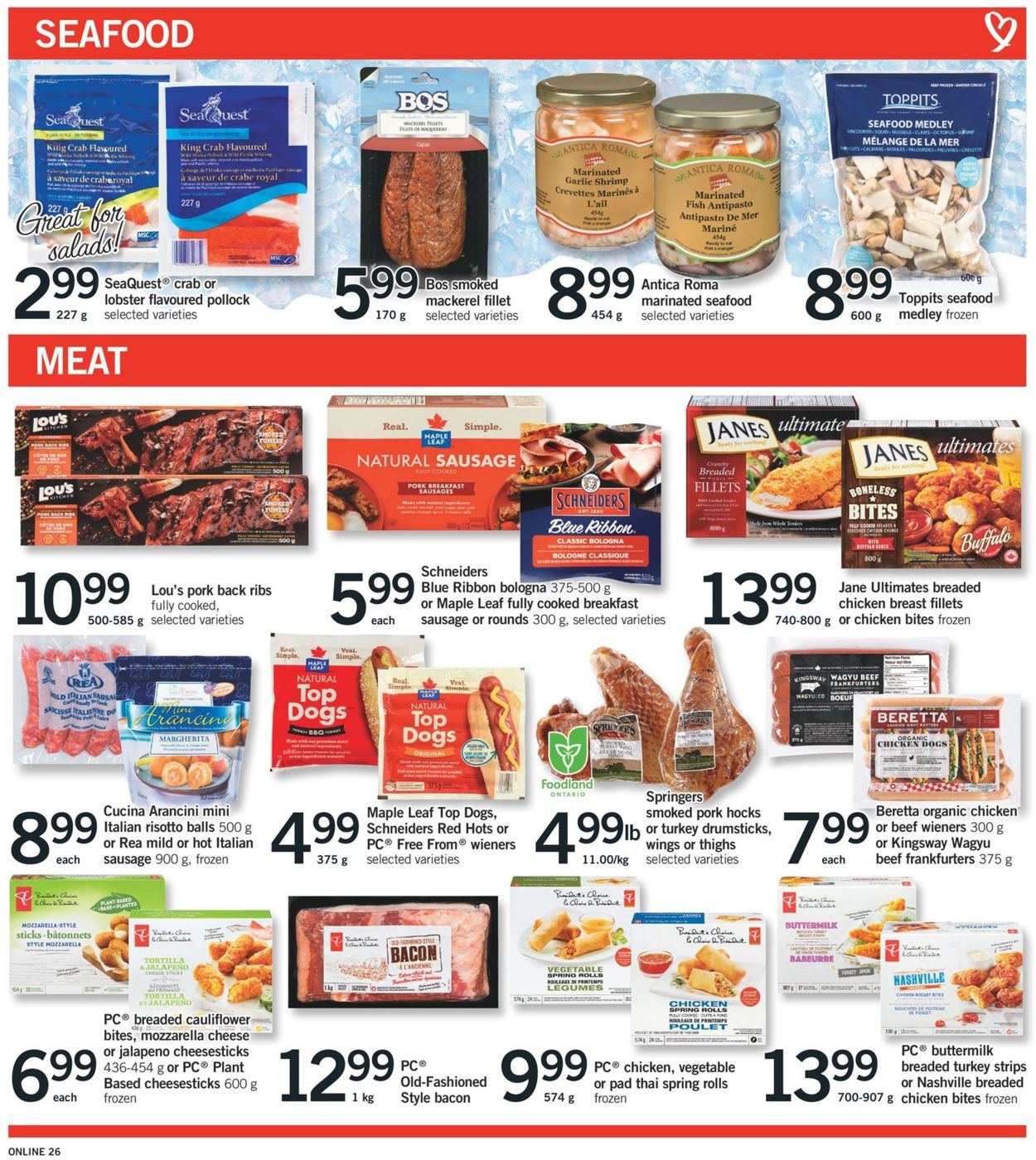 Fortinos Flyer - 04/22-04/28/2021 (Page 6)