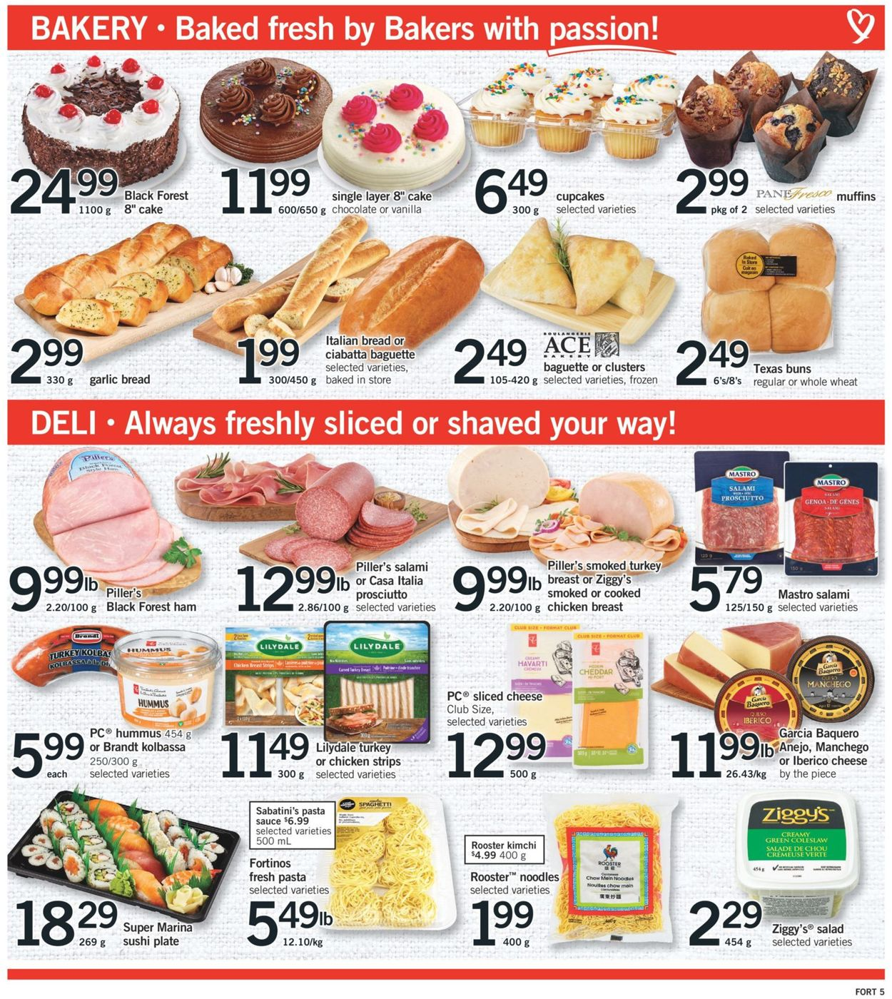 Fortinos Flyer - 04/22-04/28/2021 (Page 7)