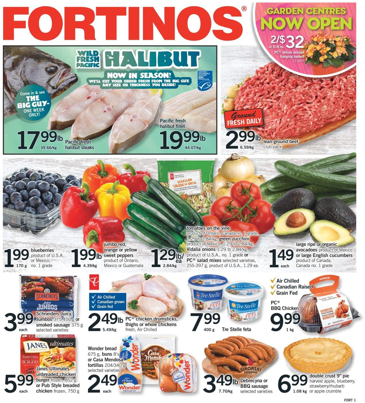 Fortinos Flyer - 04/29-05/05/2021
