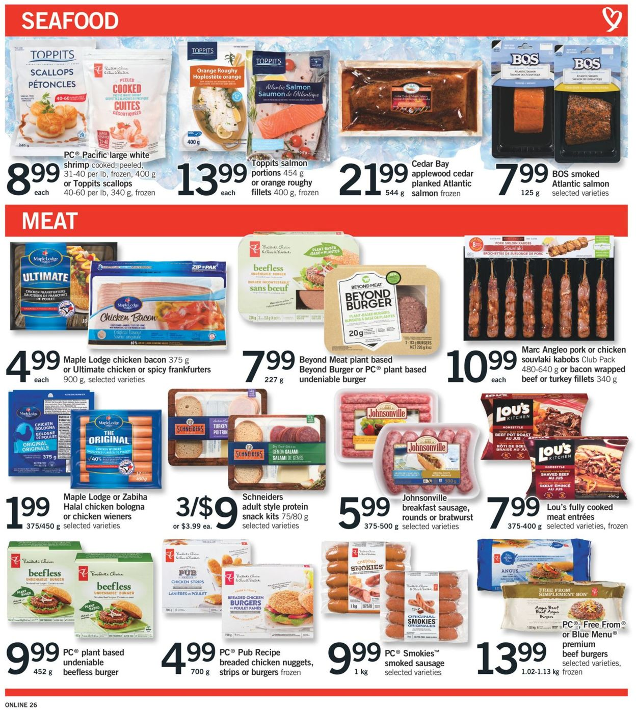 Fortinos Flyer - 04/29-05/05/2021 (Page 6)